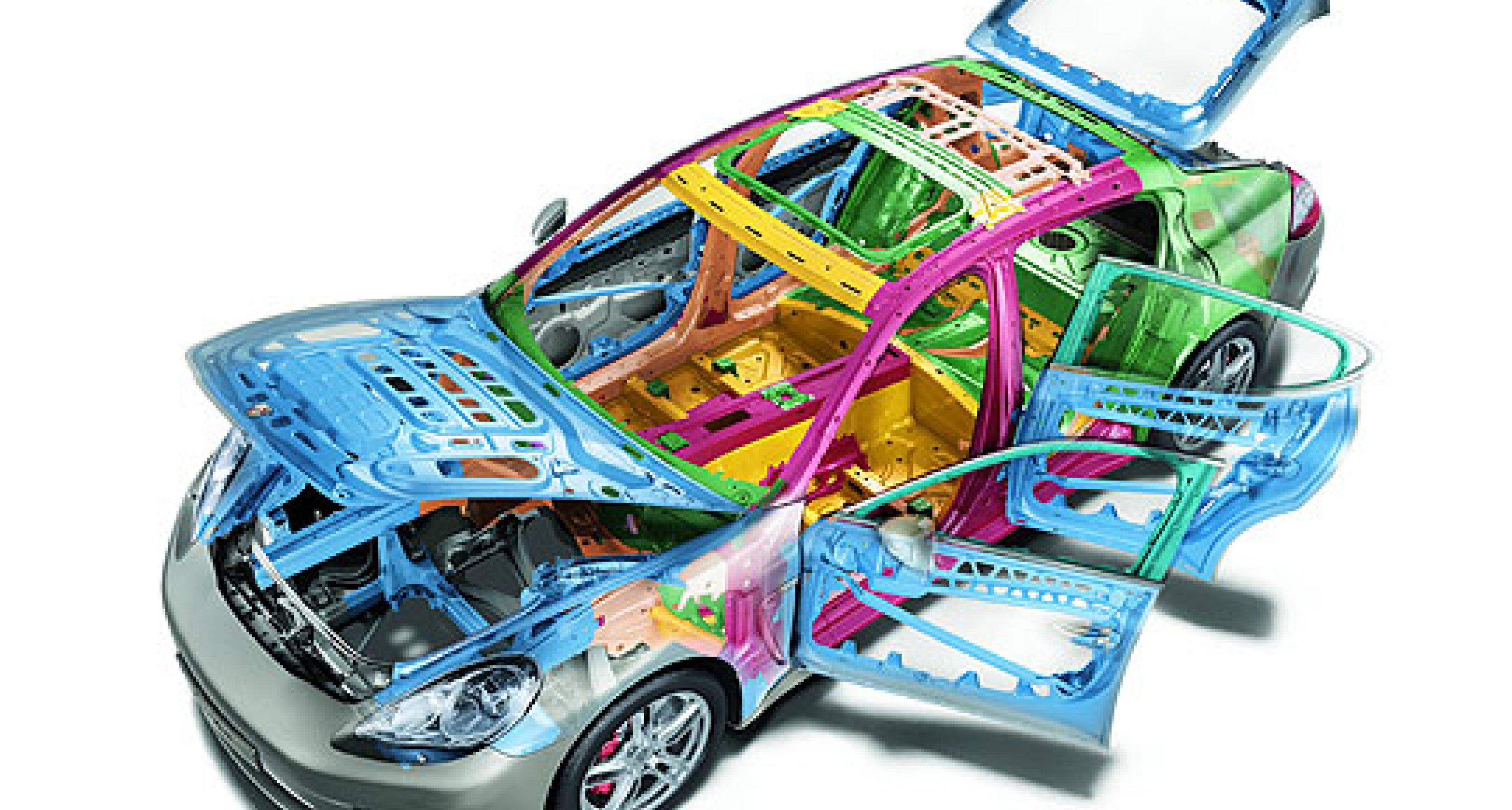 Porsche Panamera: More Technical Innovation