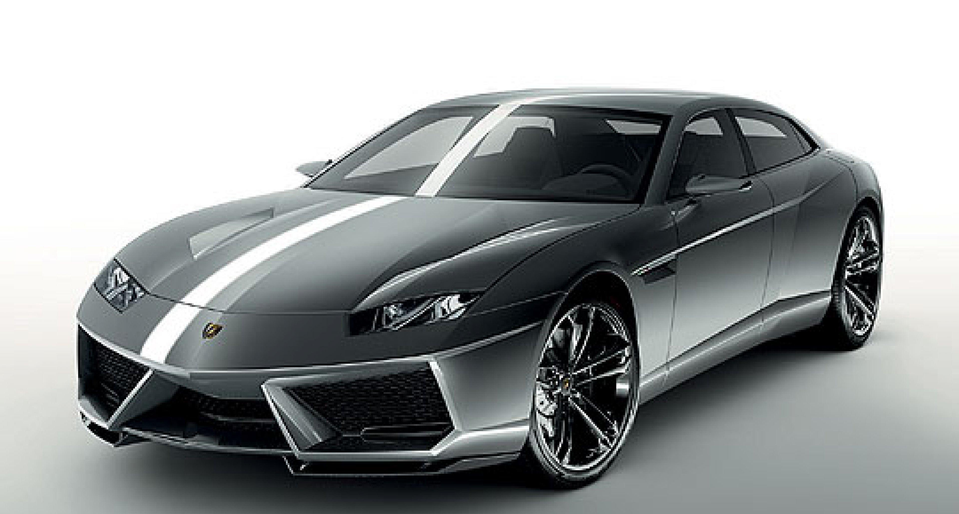 Lamborghini Estoque – No Go for Now