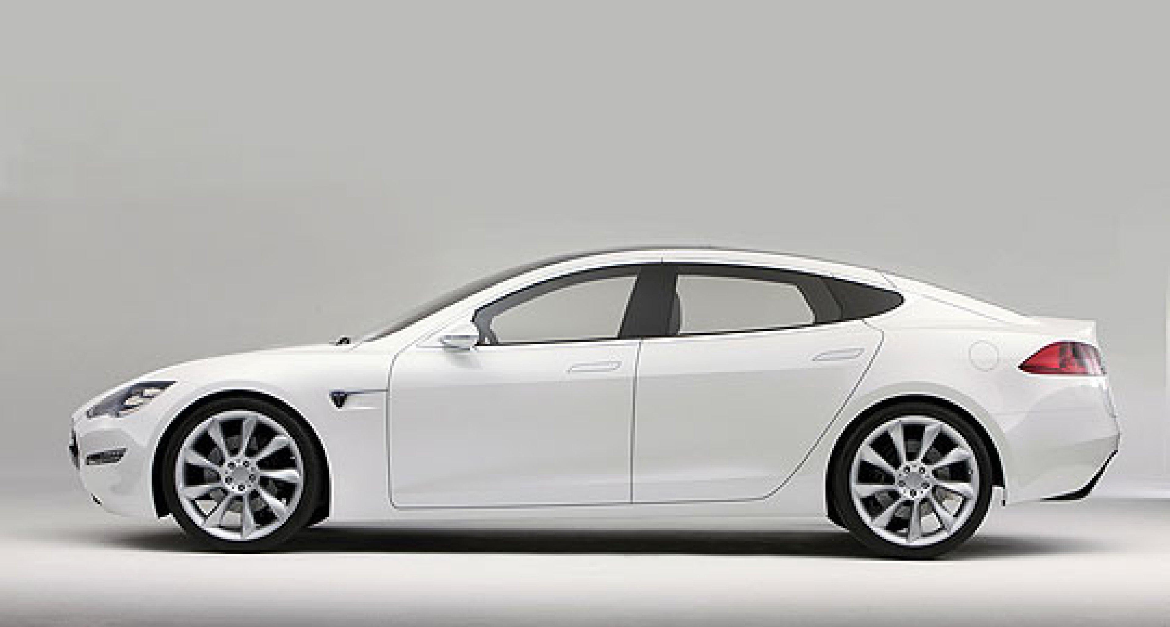 Tesla Model S: the Electric Saloon