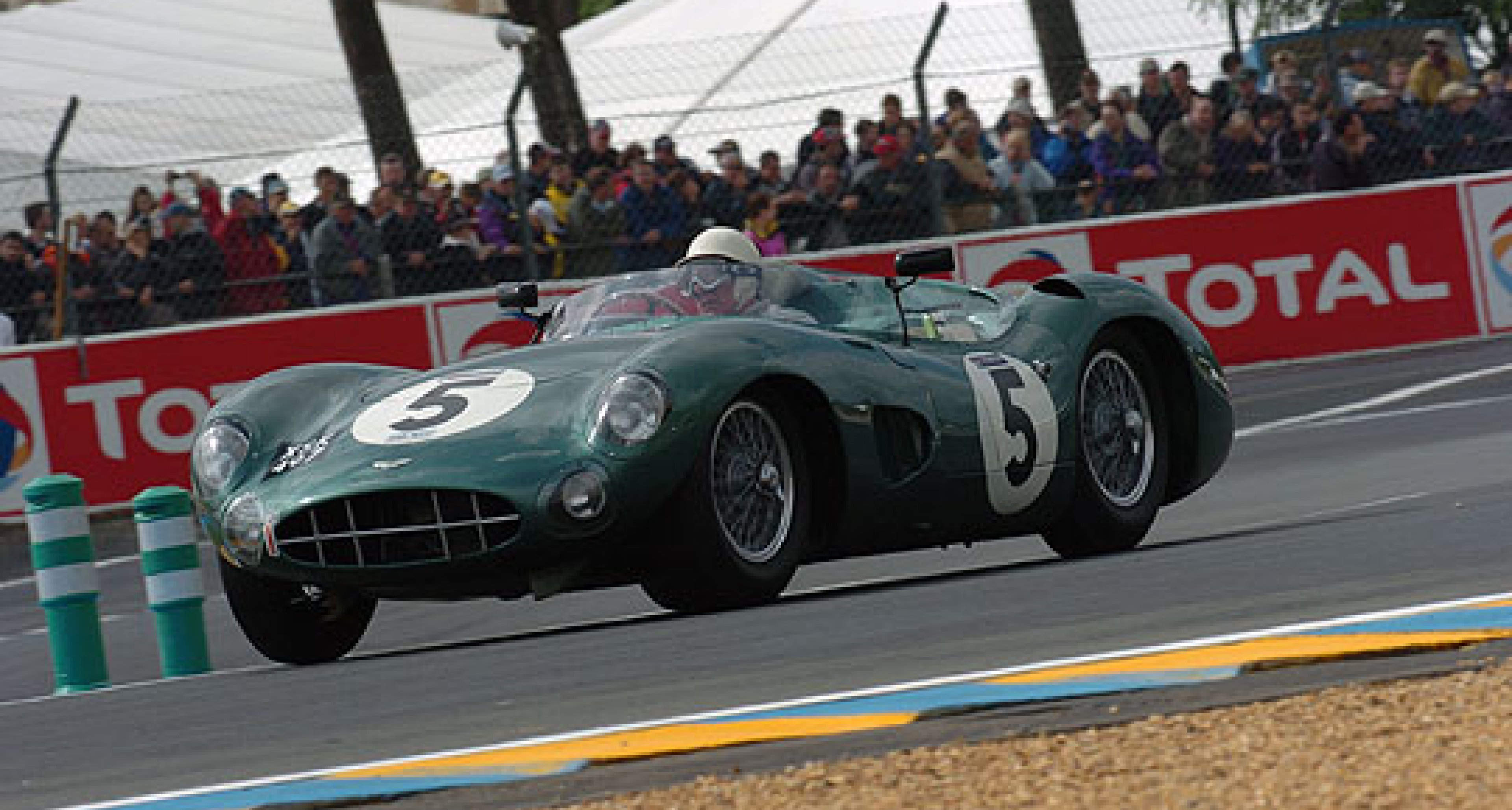 Historic Racers Out in Force, Recession or Not