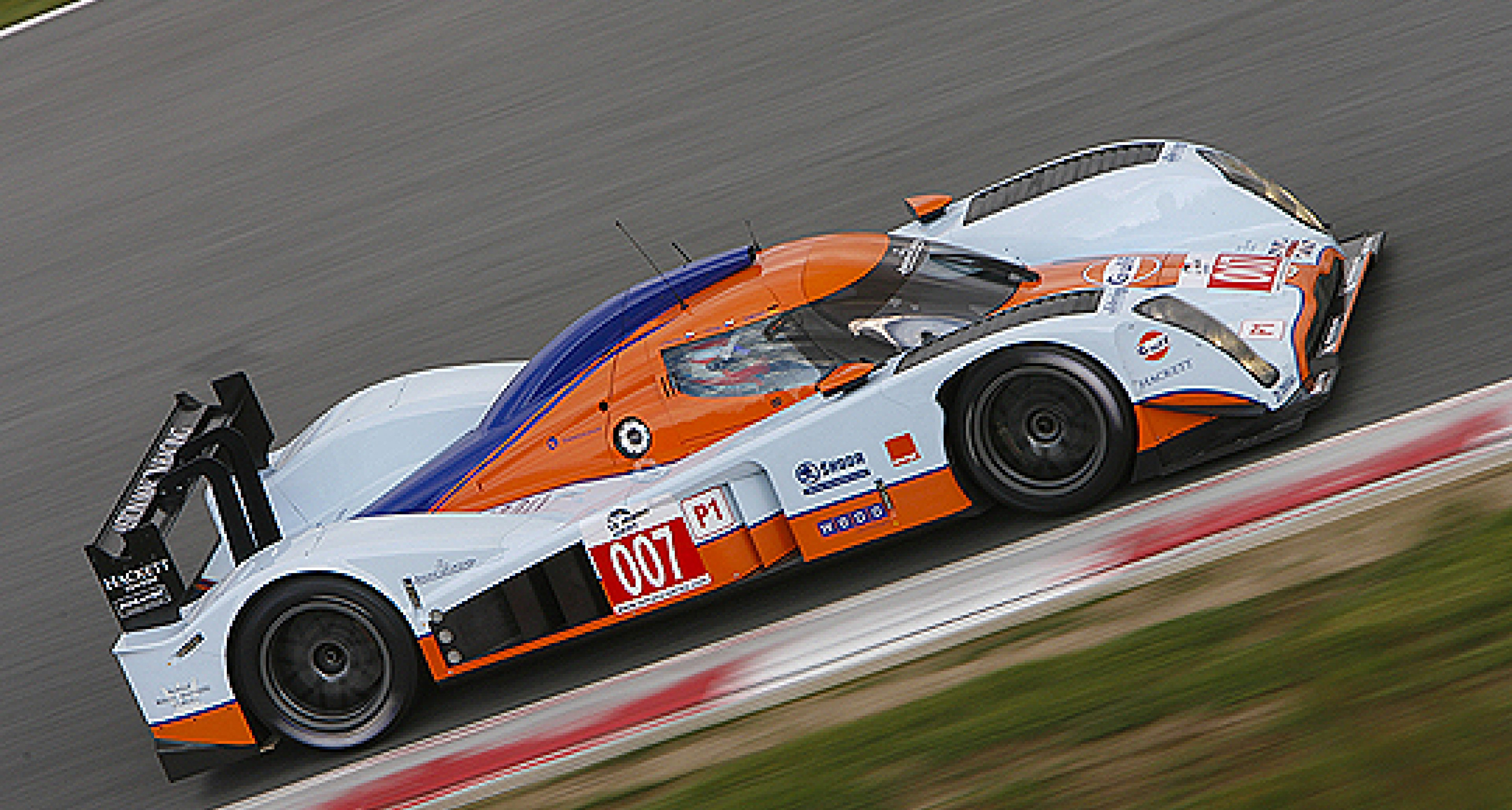 Reigning in Spain: Dream Debut Win for Aston Martin at Catalunya