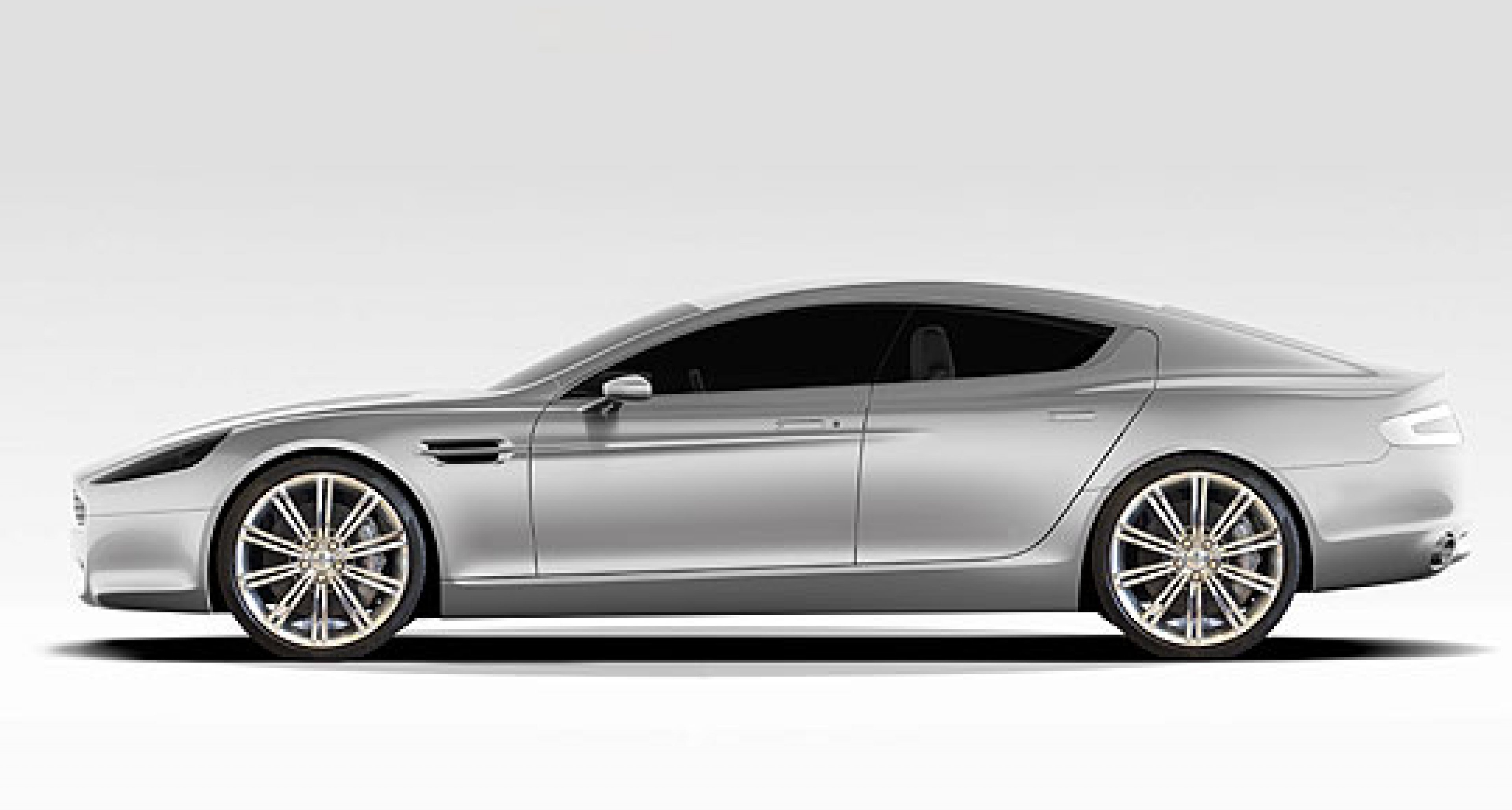 Aston Martin Rapide: Ready to Go in 2009