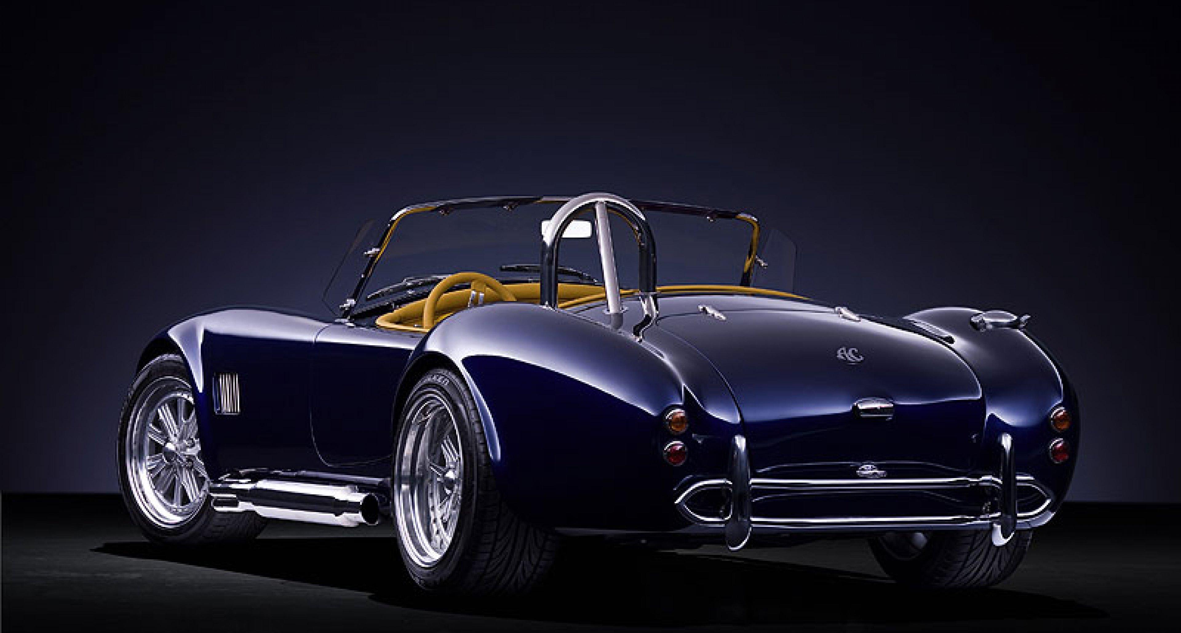AC Mk VI for Monaco Top Marques Launch