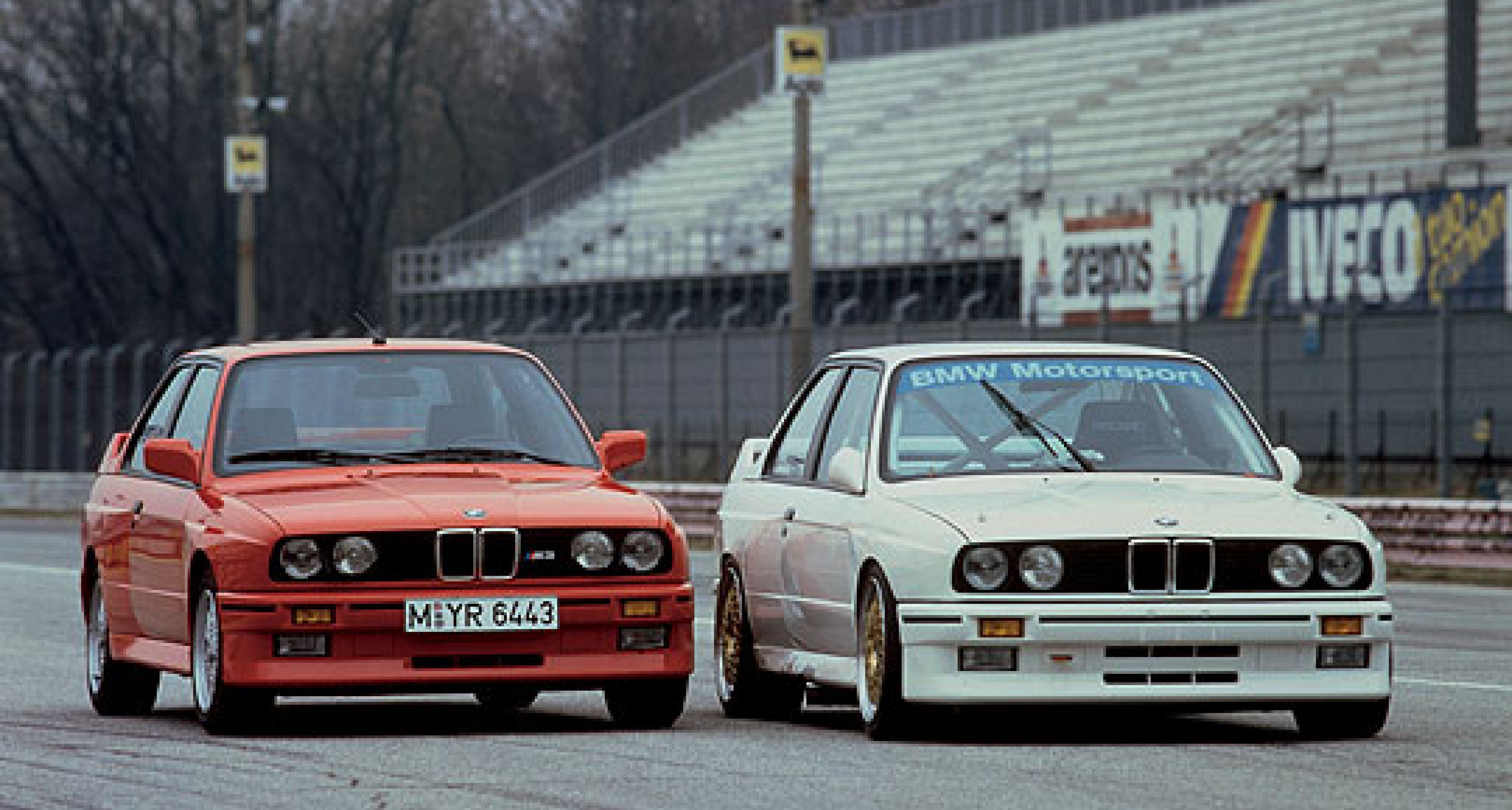 Modern Classics: BMW M3 E30