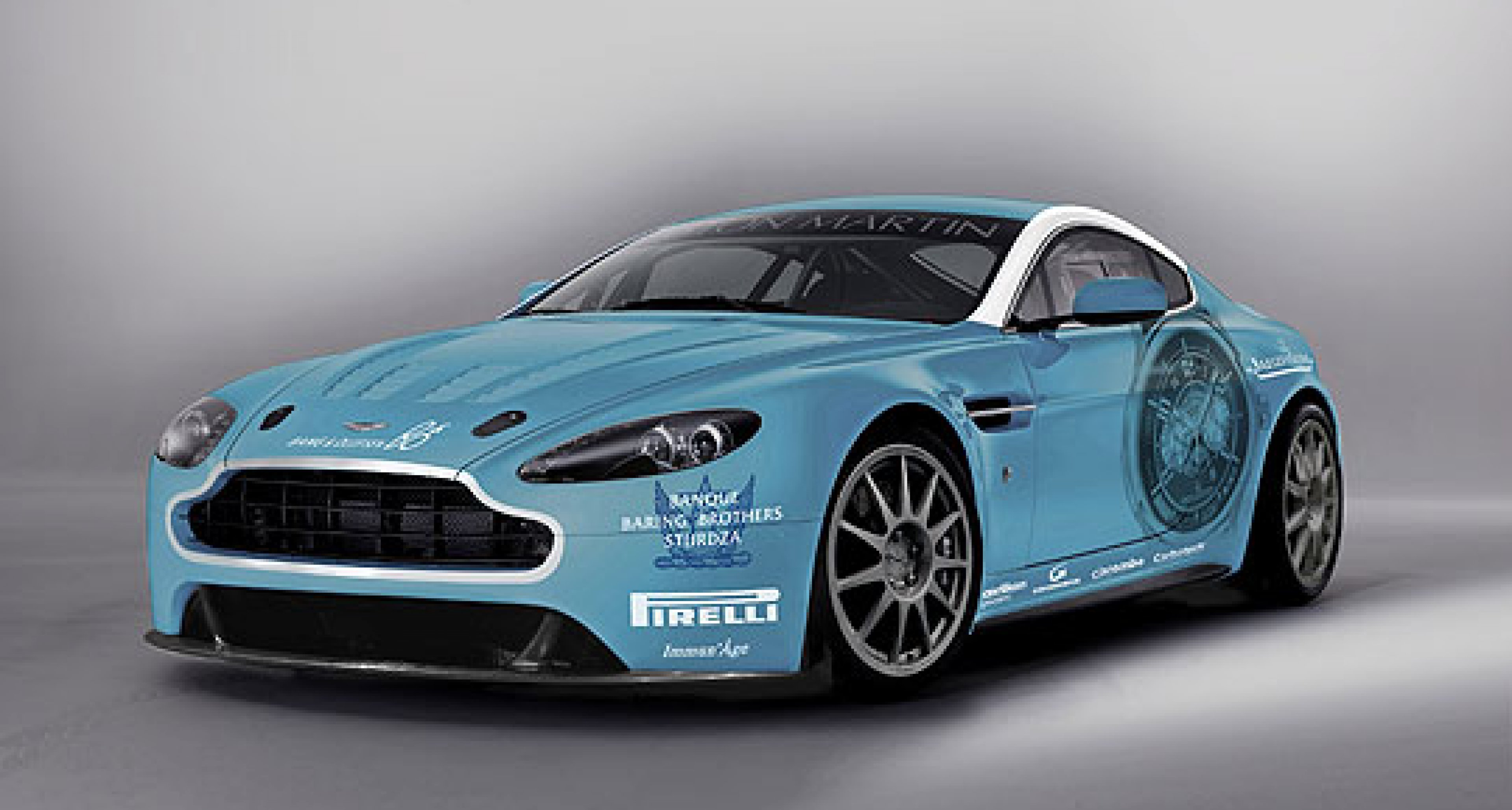 Aston Martin and the Nürburgring 24-Hour Race: New V12 Vantage Debuts in 2009