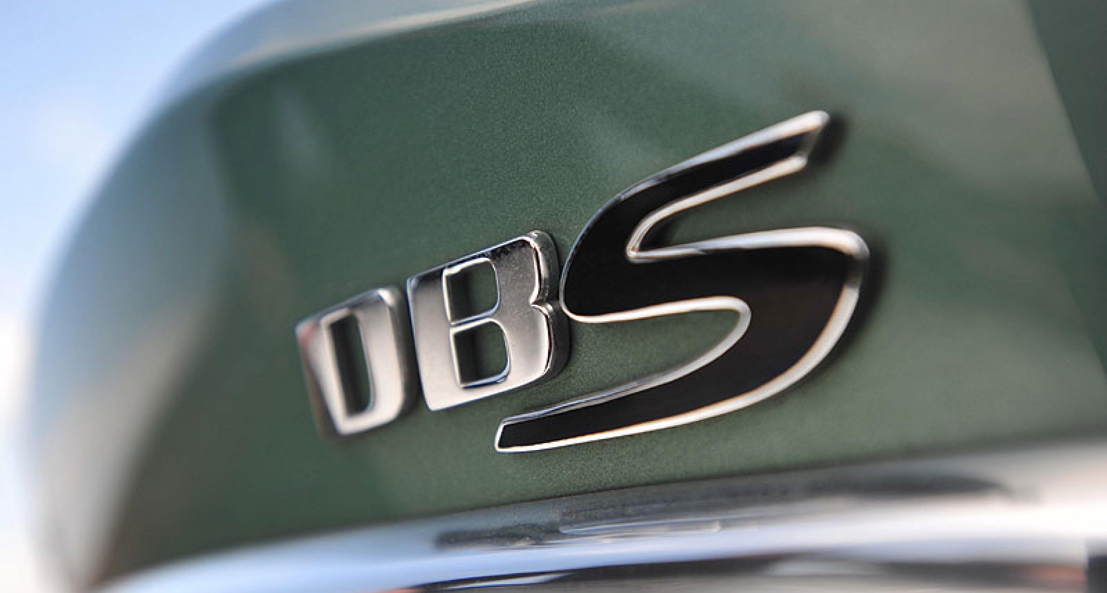 Aston Martin DBS TT: the Look of Love