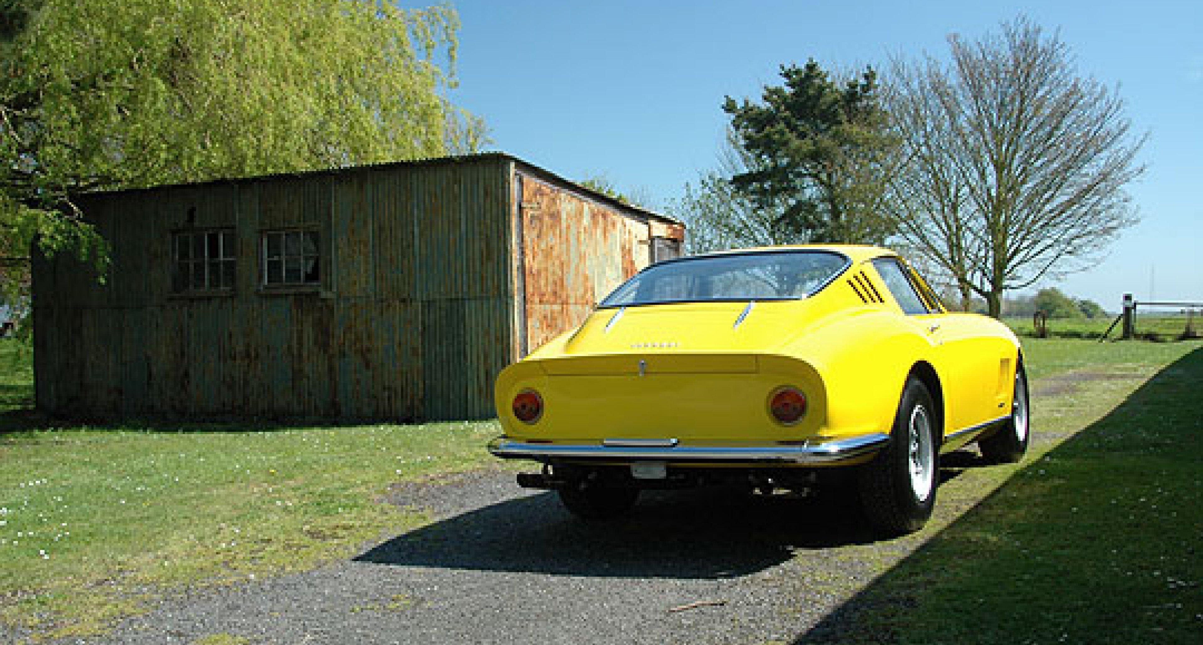Ferrari Leggenda e Passione, May 2009: 1966 Ferrari 275 GTB Alloy