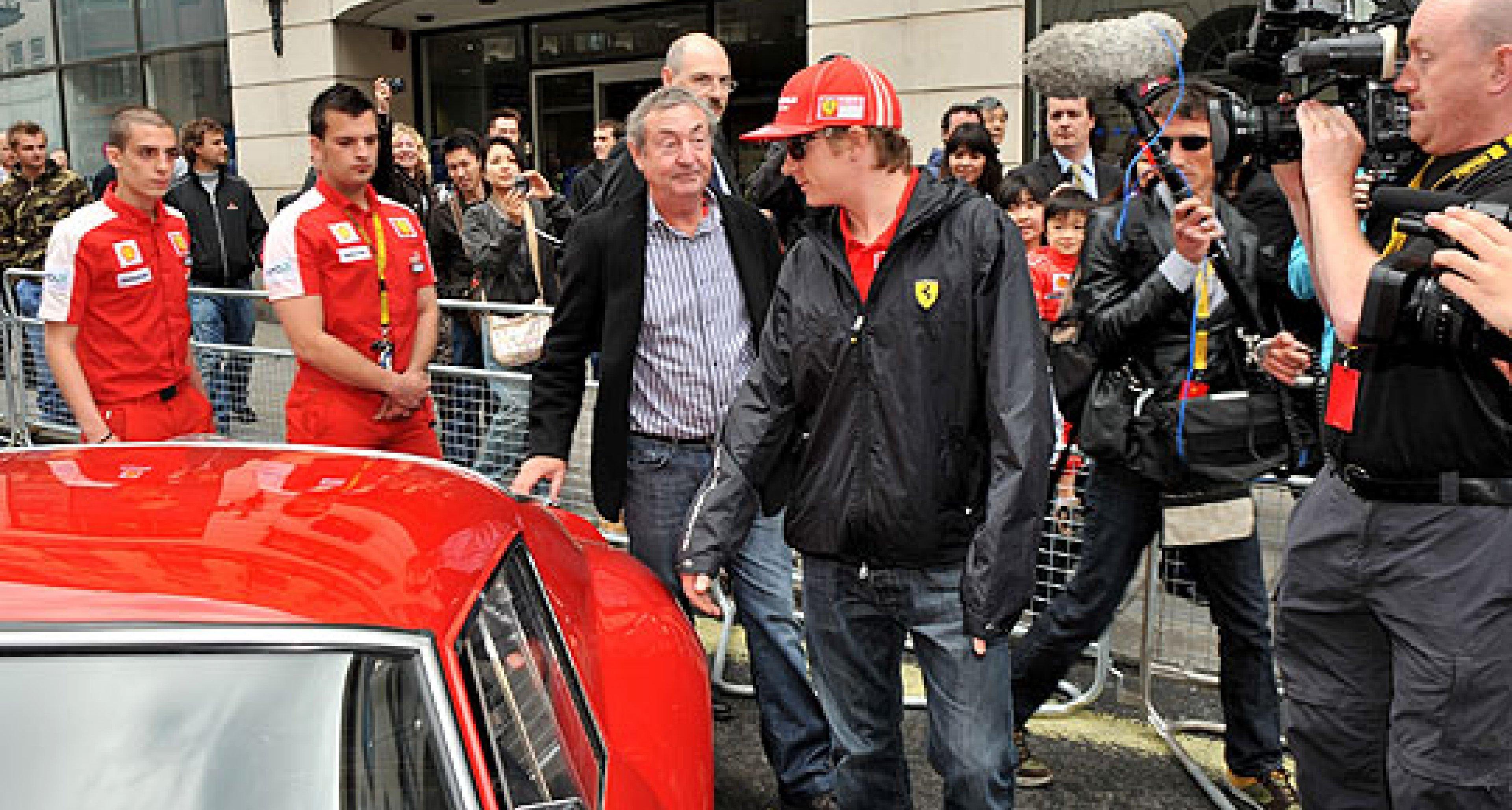 Ferrari Store Opens in London