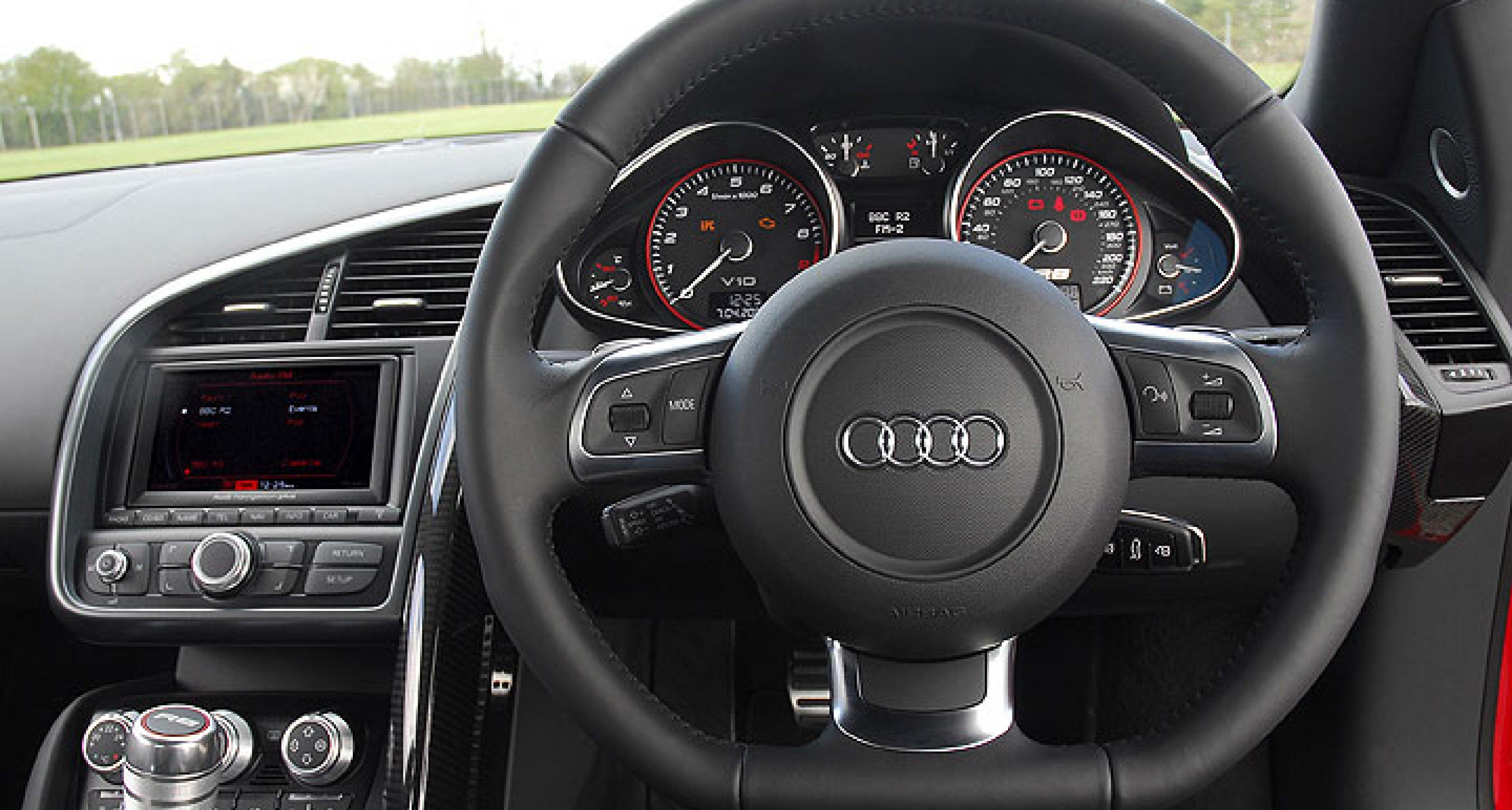 Driven: Audi R8 V10