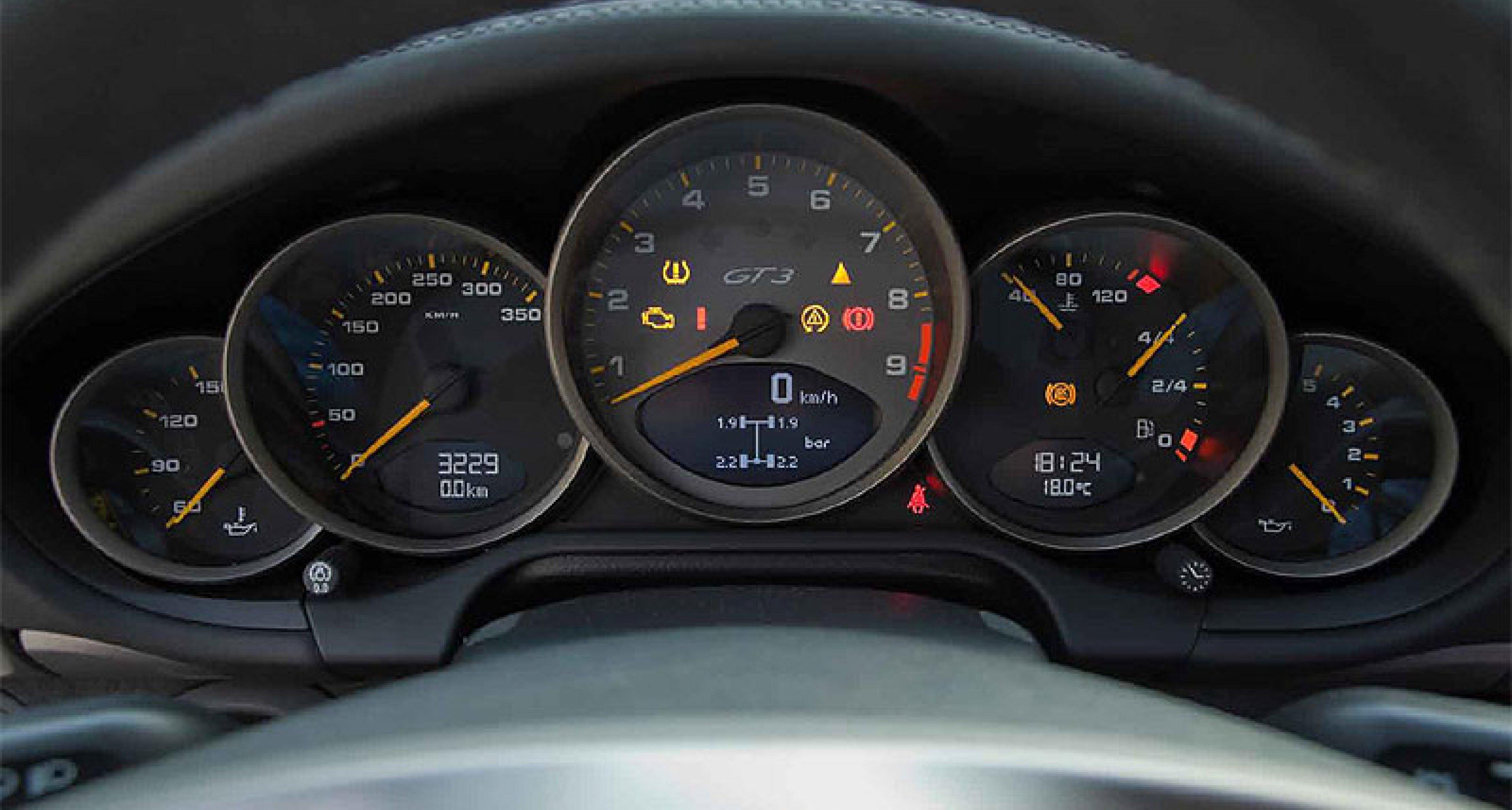 Driven: Porsche 911 GT3