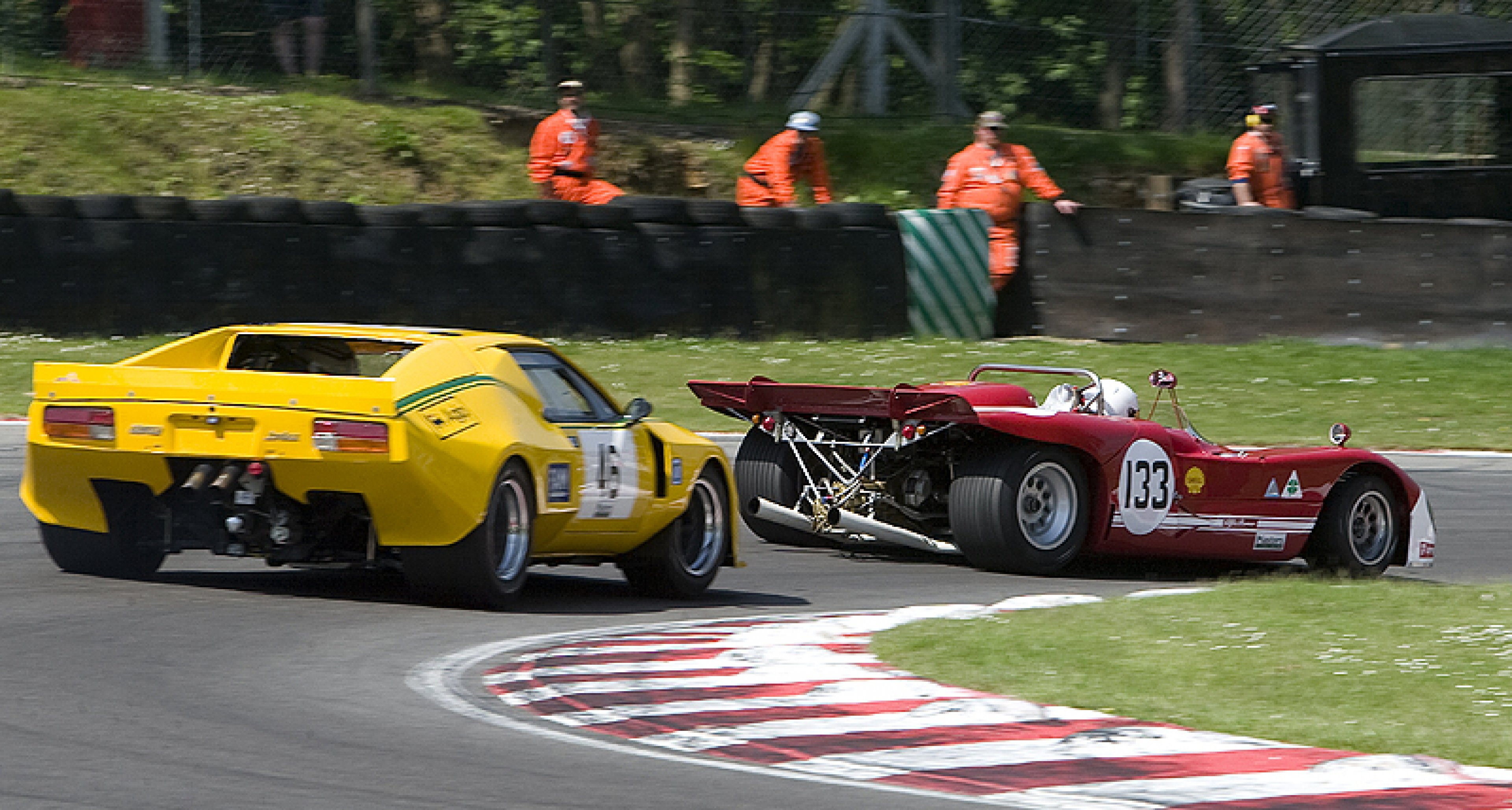 The Masters Historic Festival Brands Hatch 23-25 May 2009