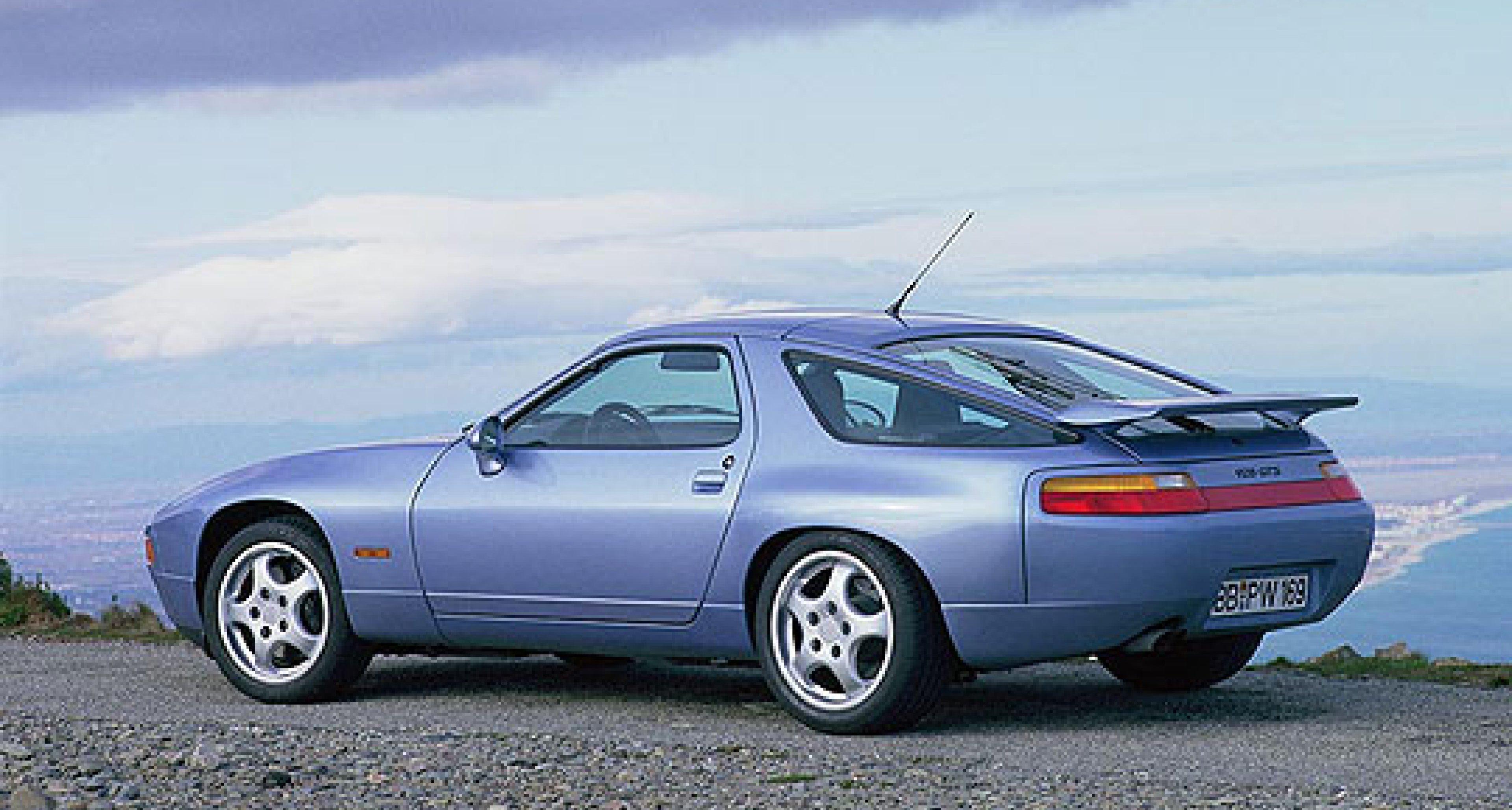 Modern Classics: Porsche 928