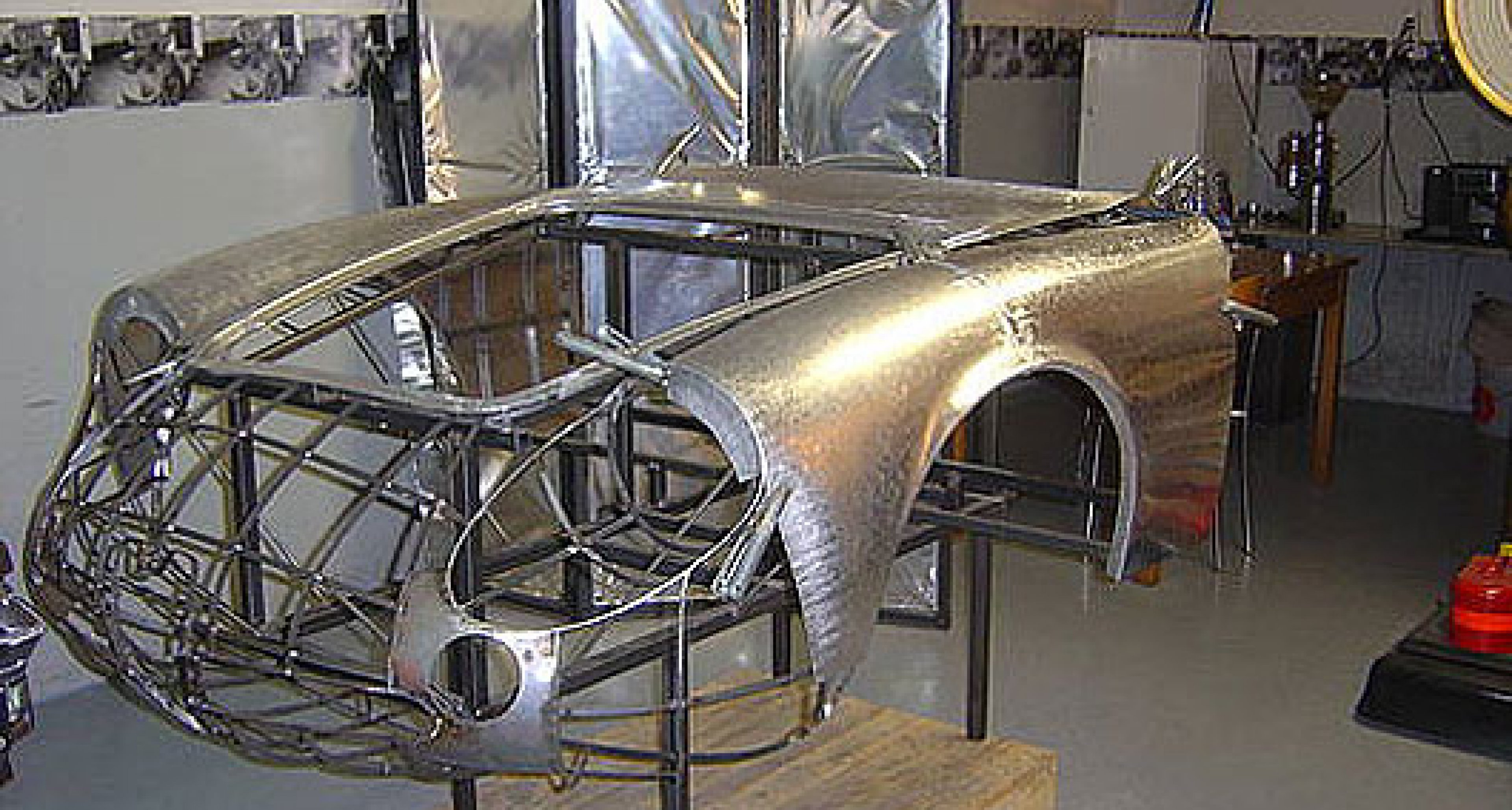 Design by Dante: Gold Leaf Gullwings
