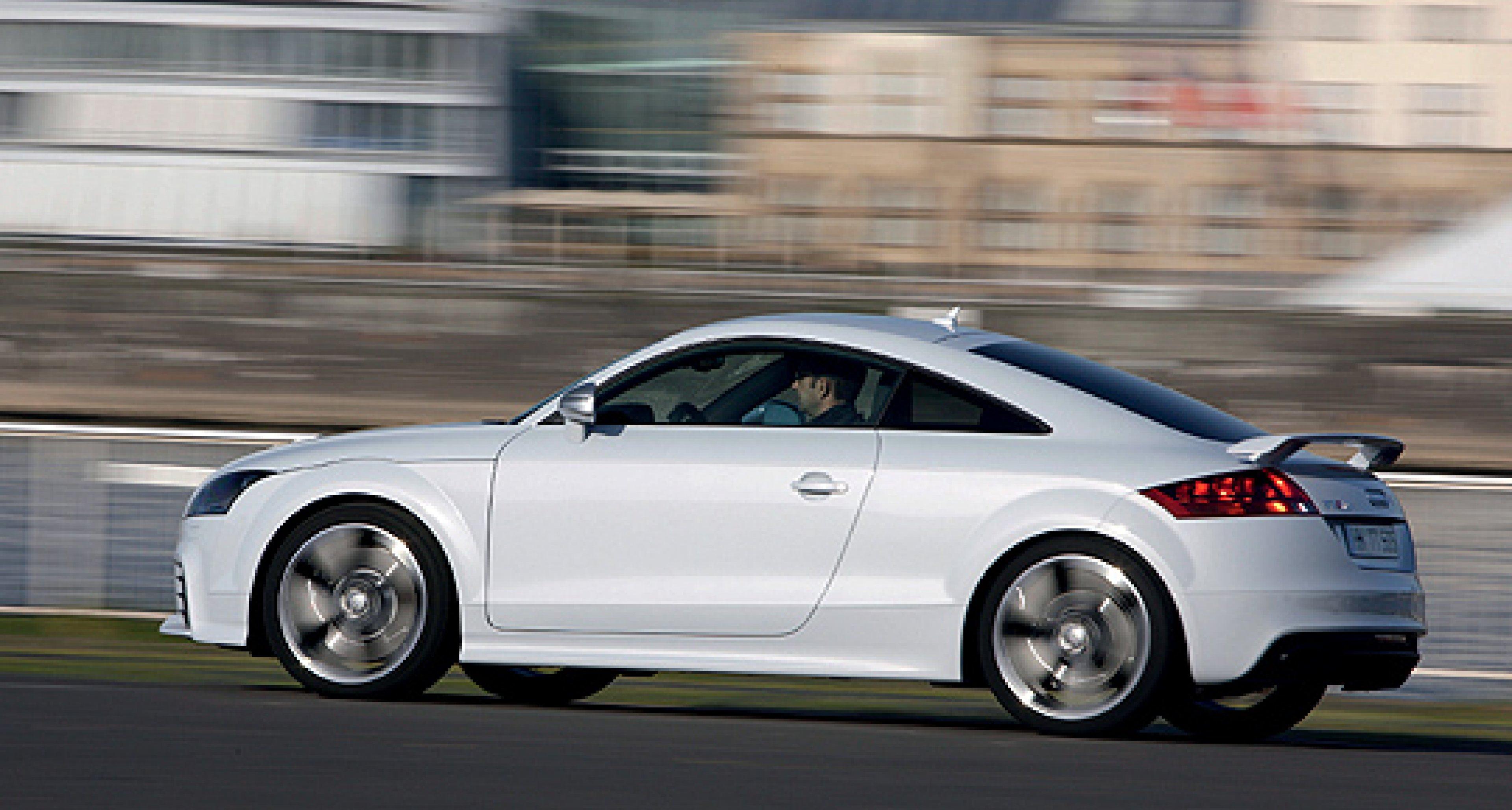 Driven: Audi TT RS