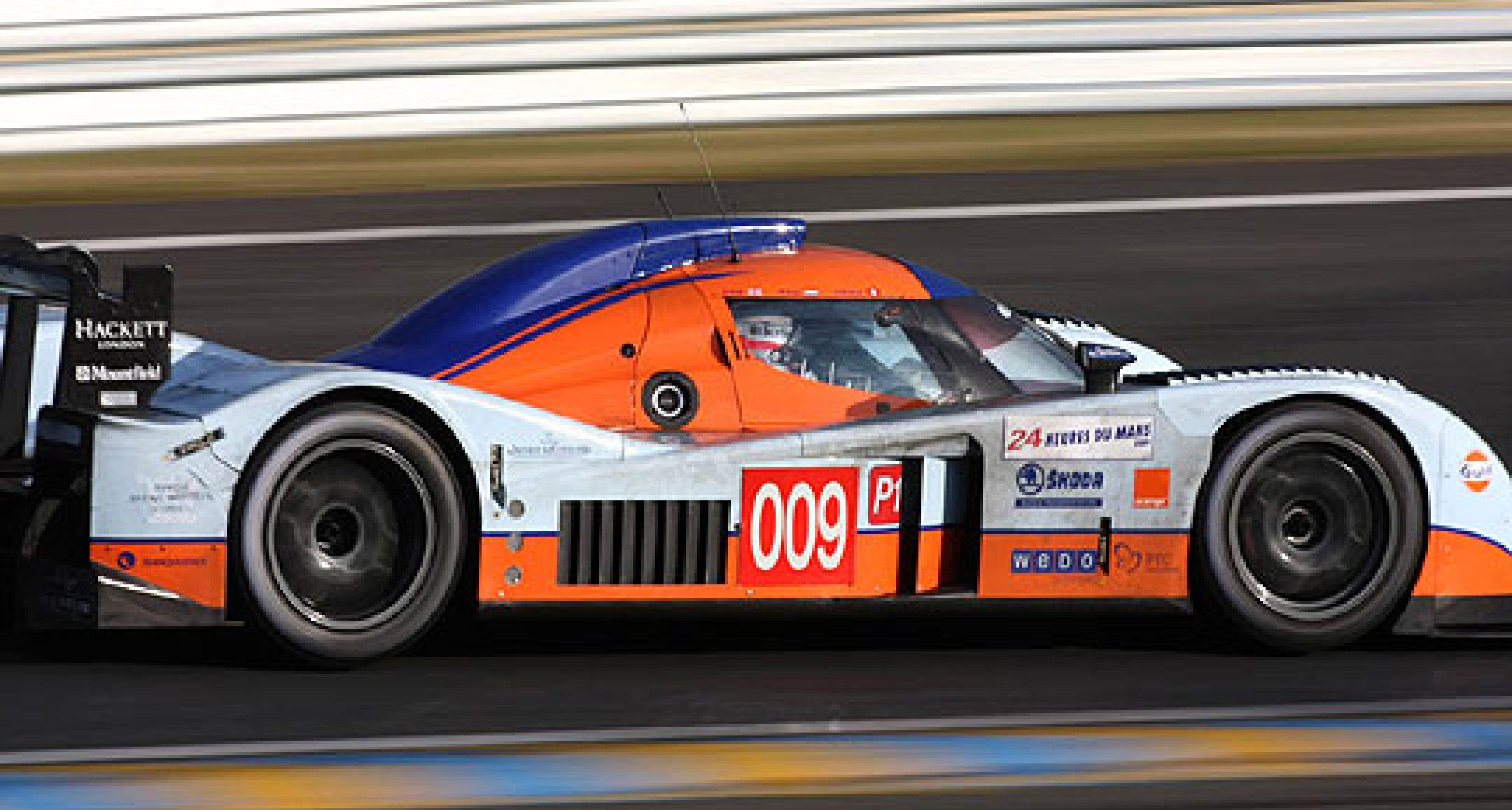 Aston Martin at Le Mans 2009