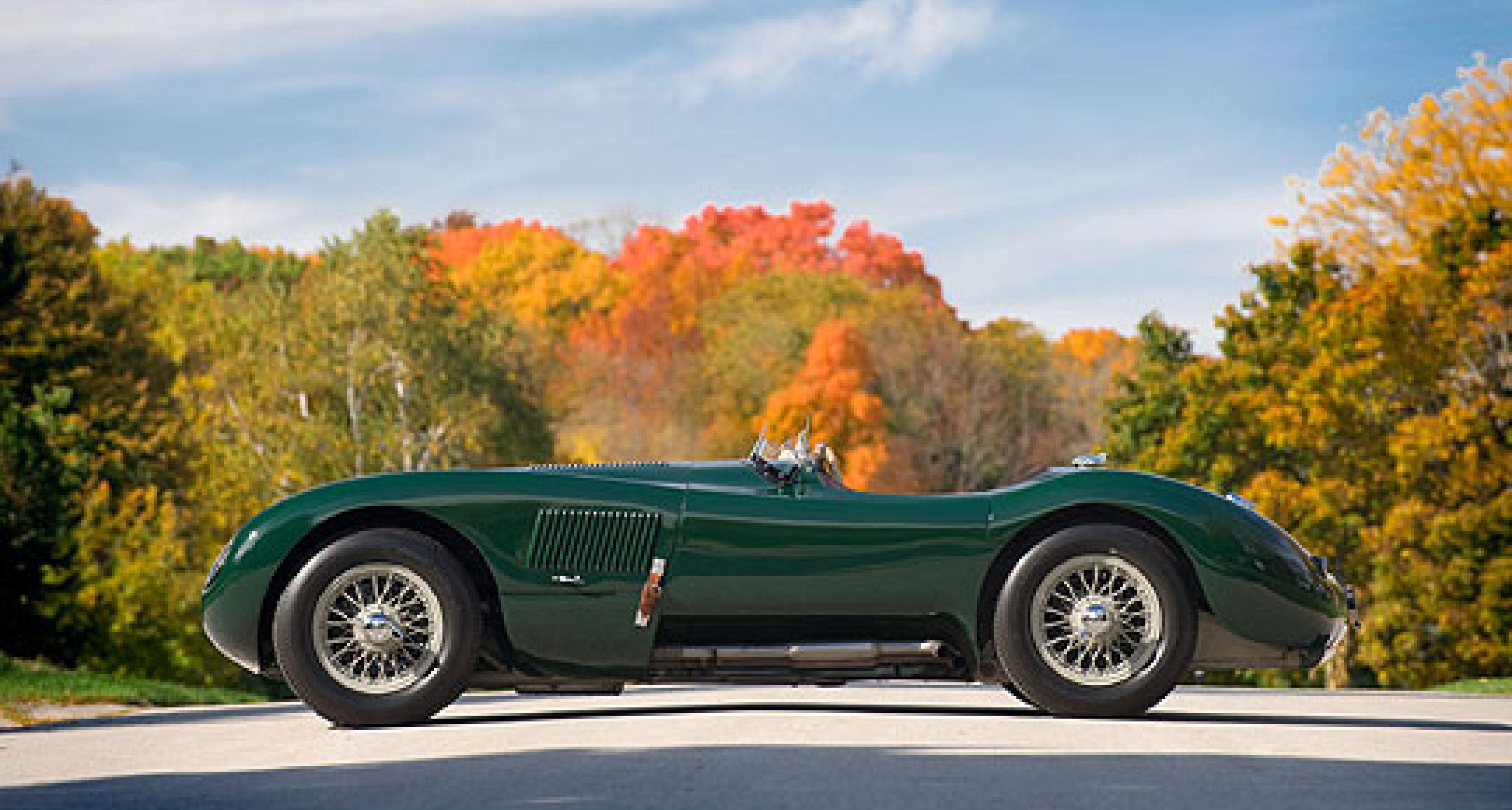 RM Auctions at Monterey 2009: 1952 Jaguar C-type an Early Headlining Entry