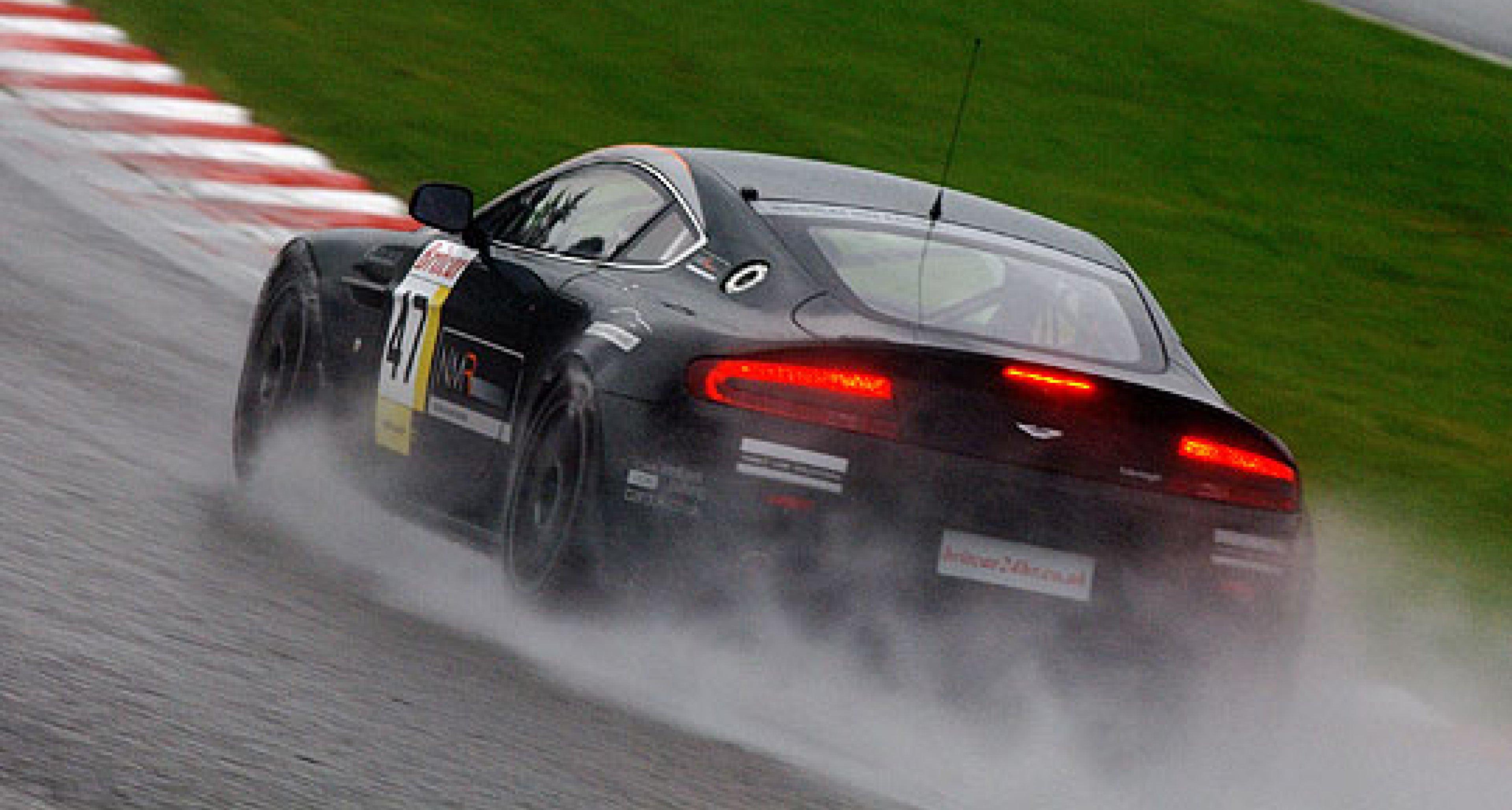 Nicholas Mee Racing: Class Win at Spa