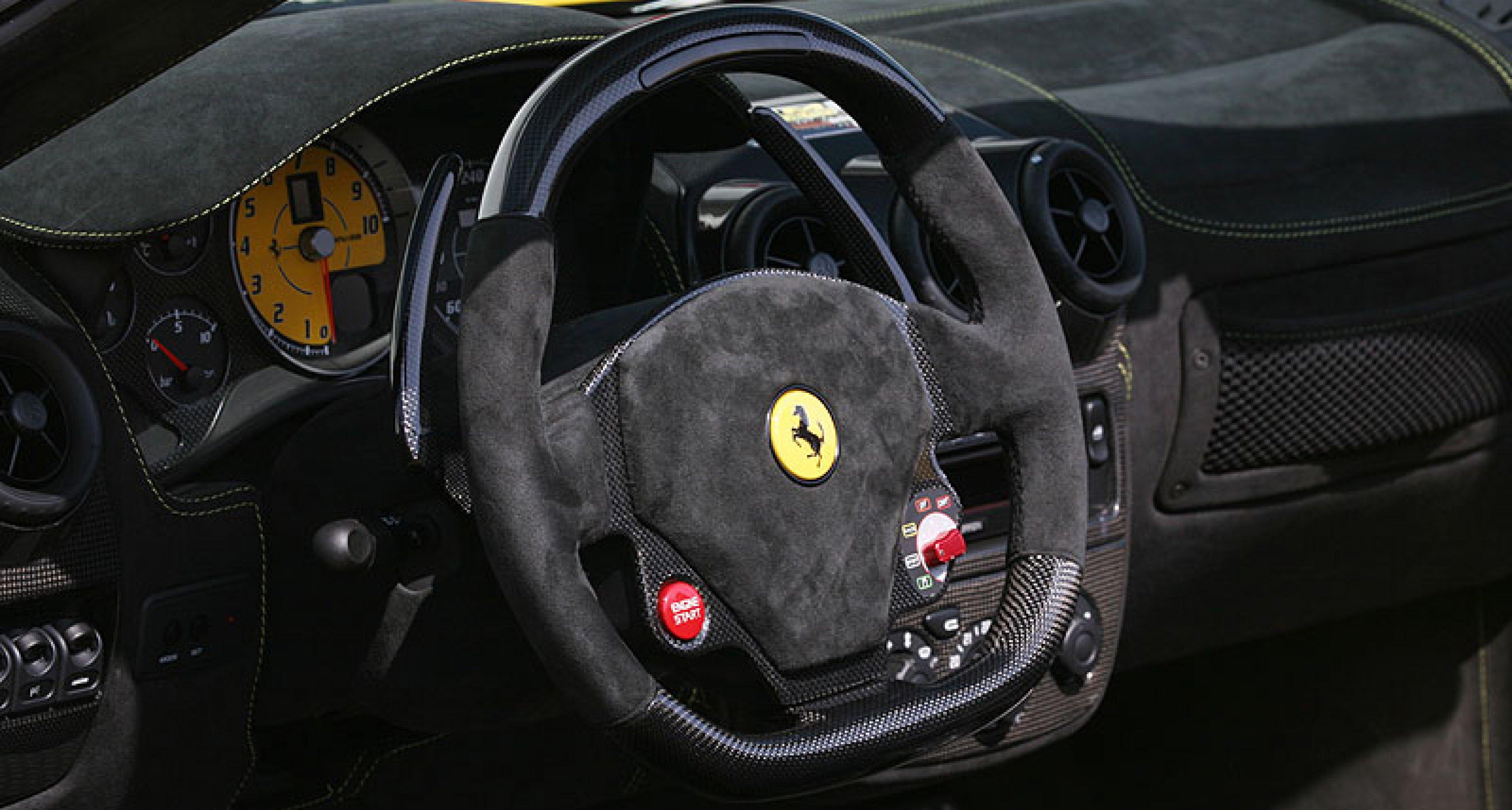 Ferrari Scuderia Spider 16M – Tuned by Novitec Rosso