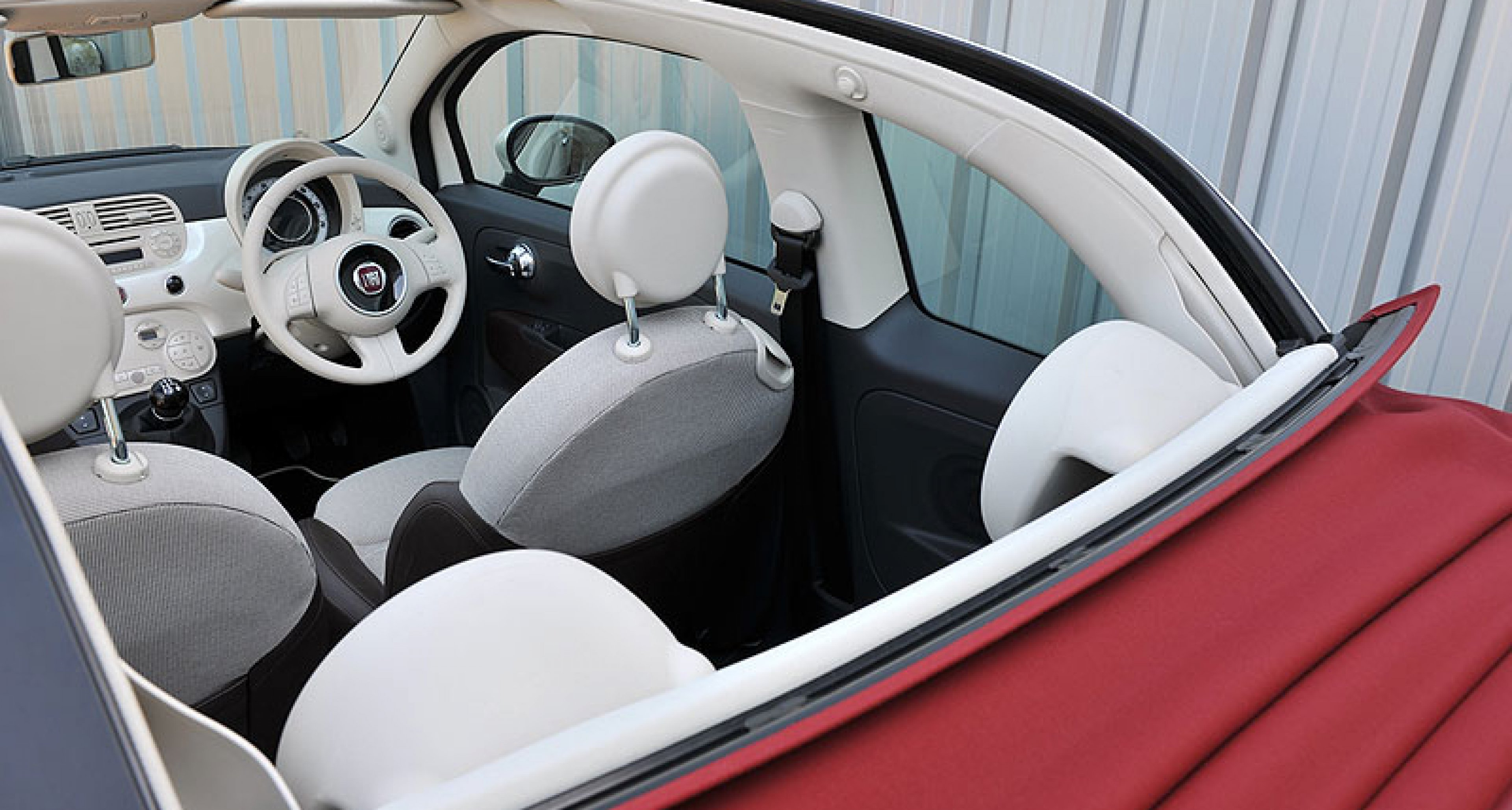 Driven: Fiat 500C