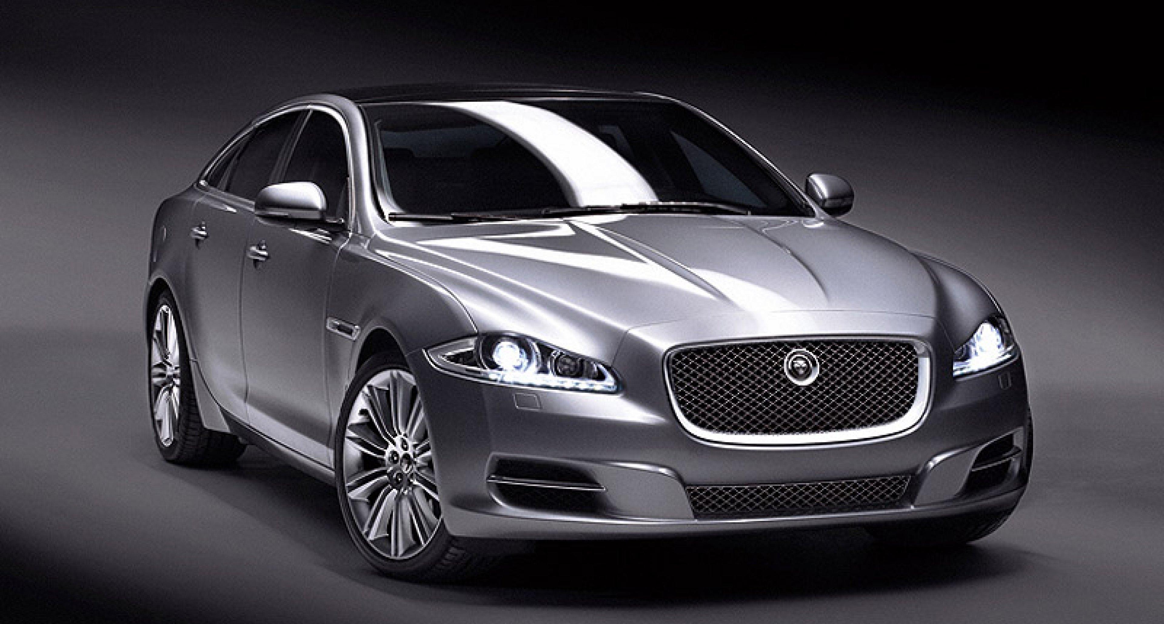 Amazing Jaguar XJ: Global U0027Revealu0027 Of All New Model ...