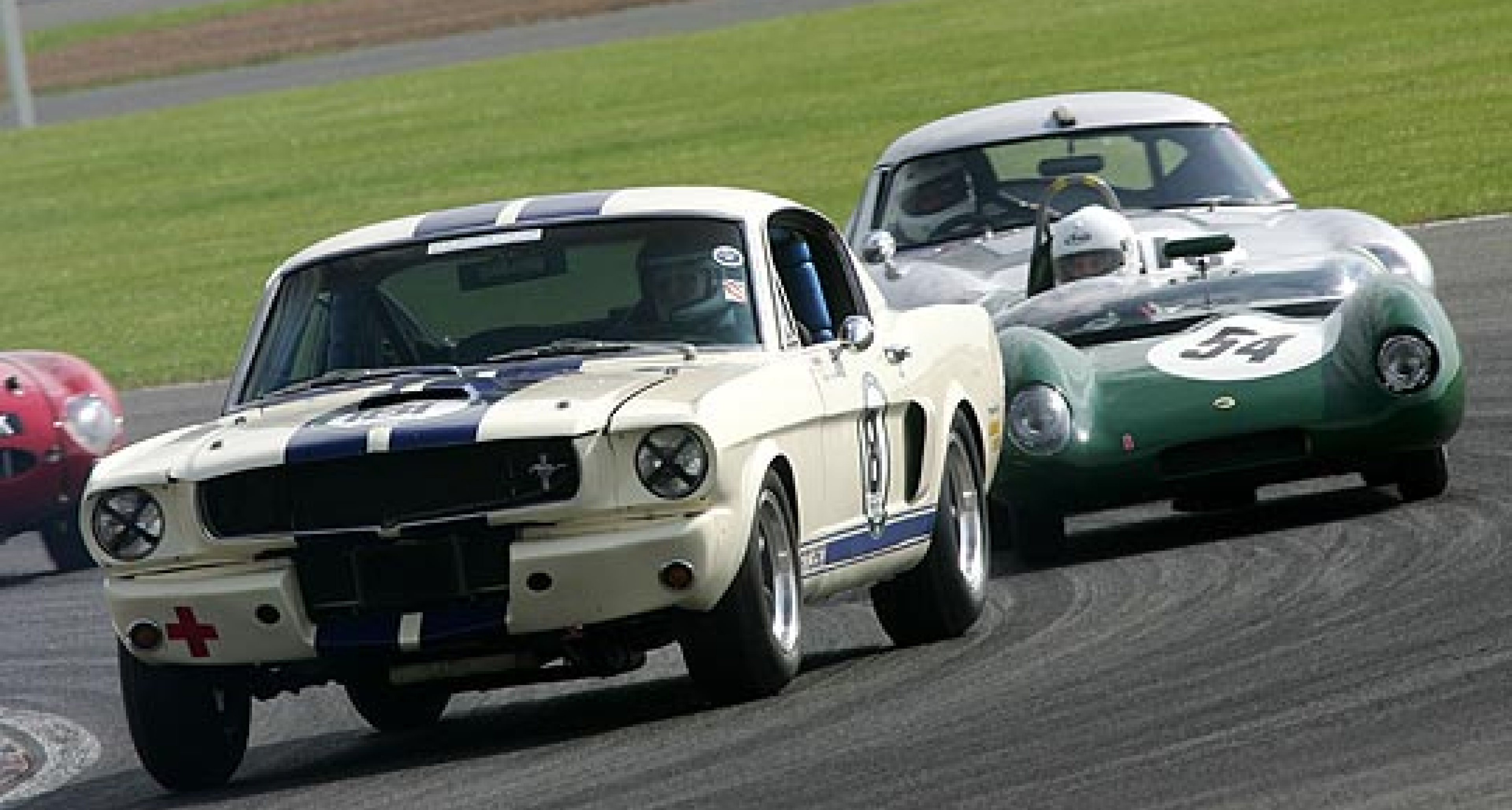 Silverstone Classic: Rock On
