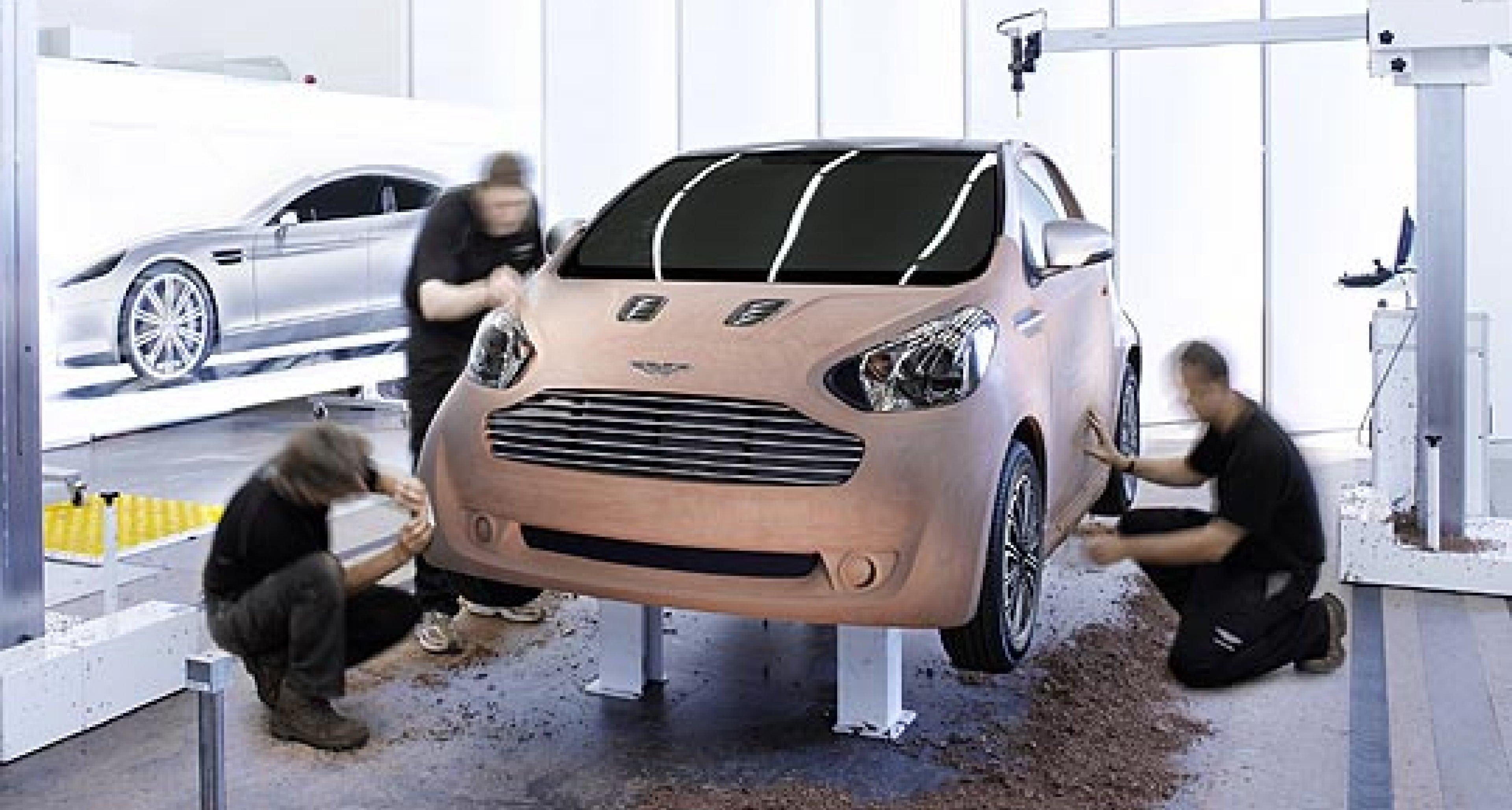 Aston Martin Cygnet: Design Analysis