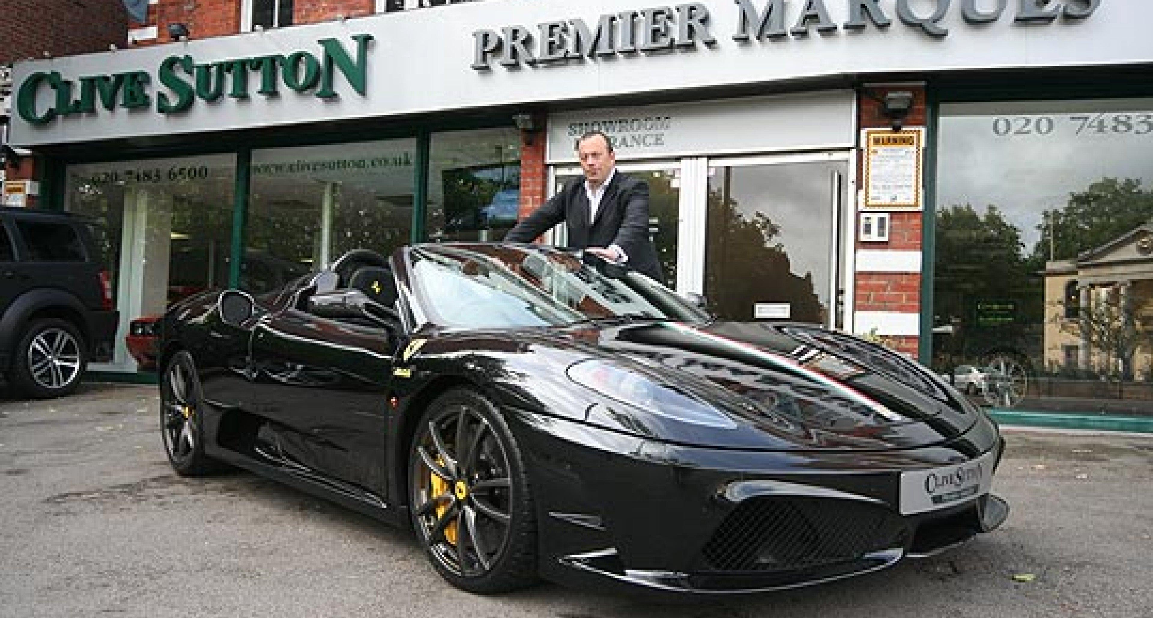 Dealer's Choice: Ferrari 430 Scuderia 16M