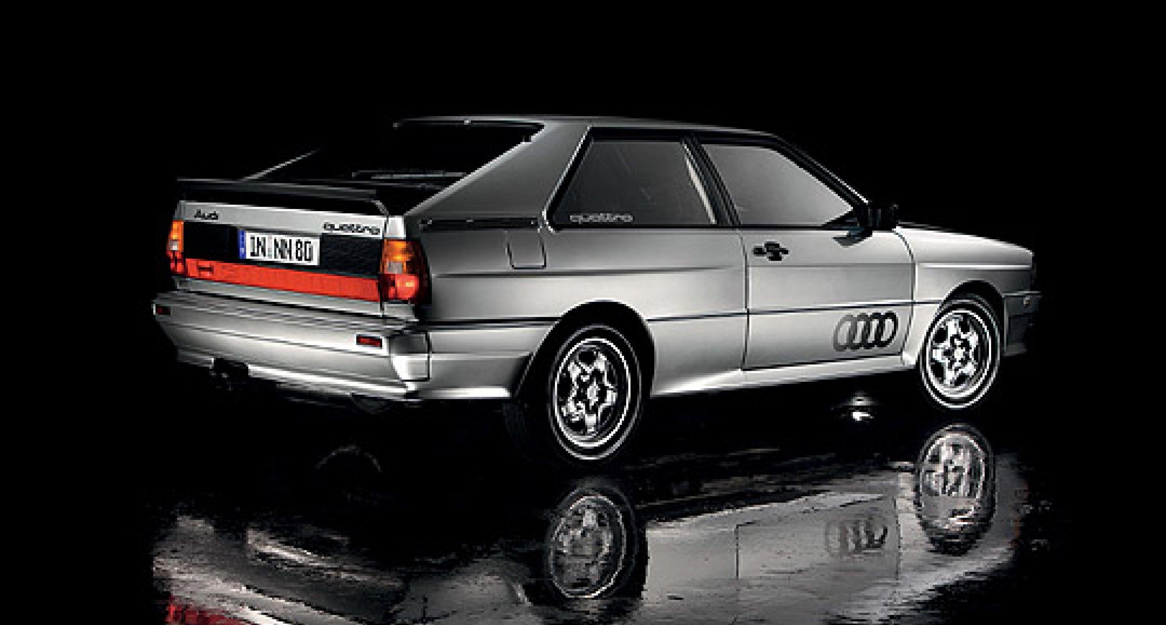 Modern Classics: Audi Quattro