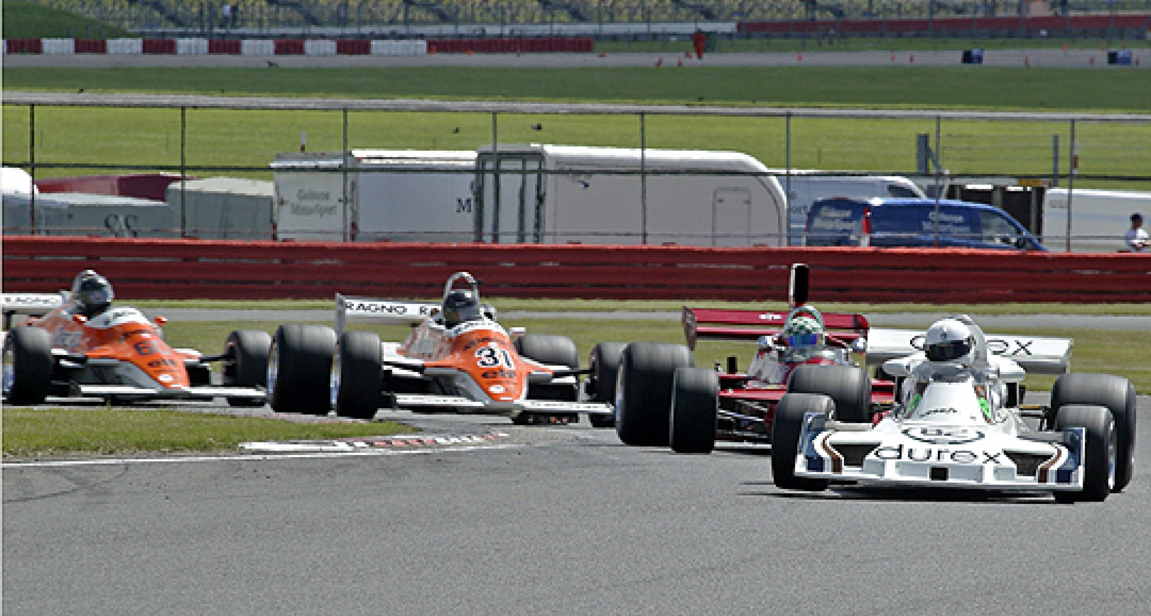 Silverstone Classic 24-26 July 2009