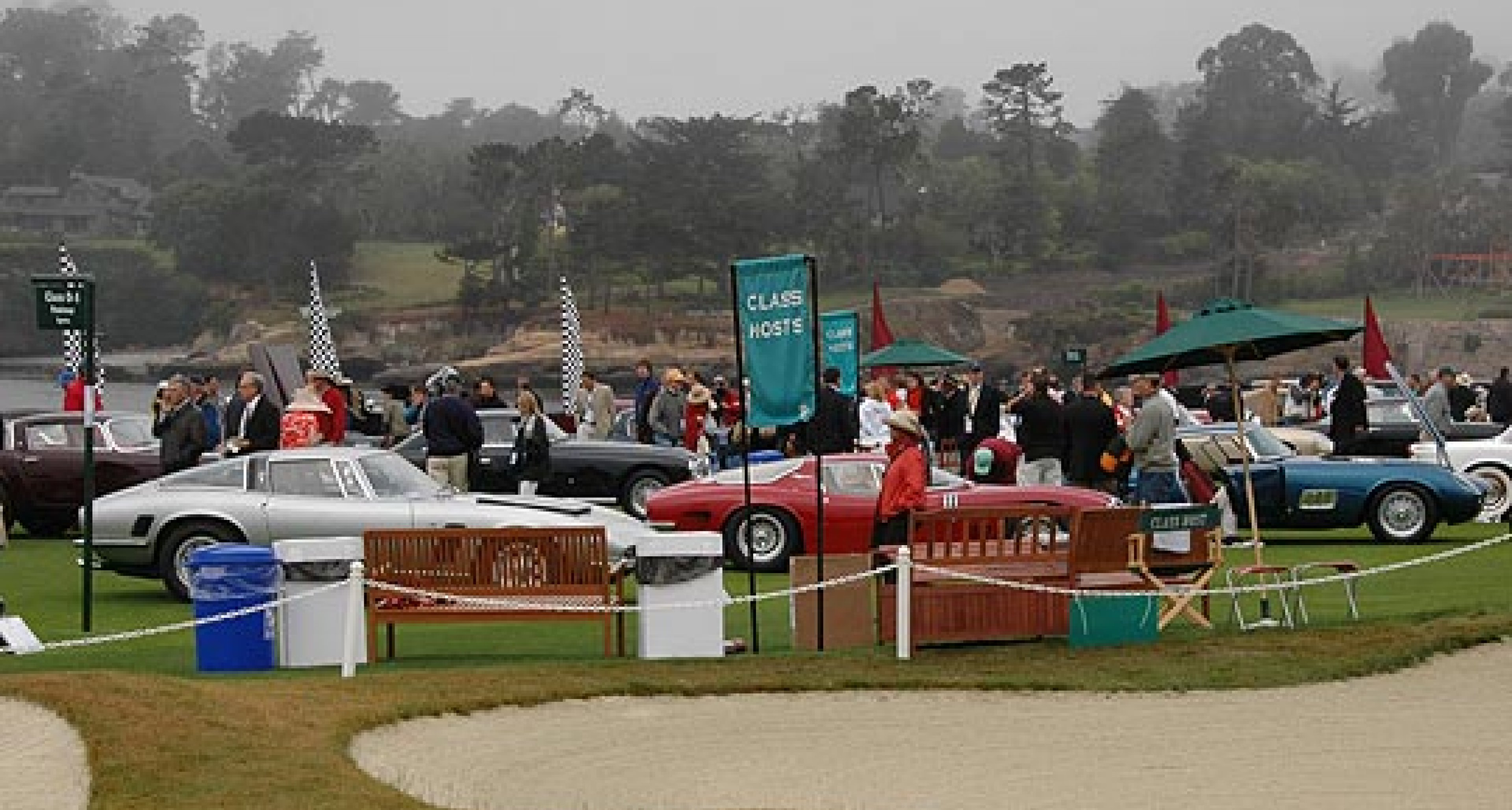 Monterey Week und Pebble Beach Event–Planer 2009