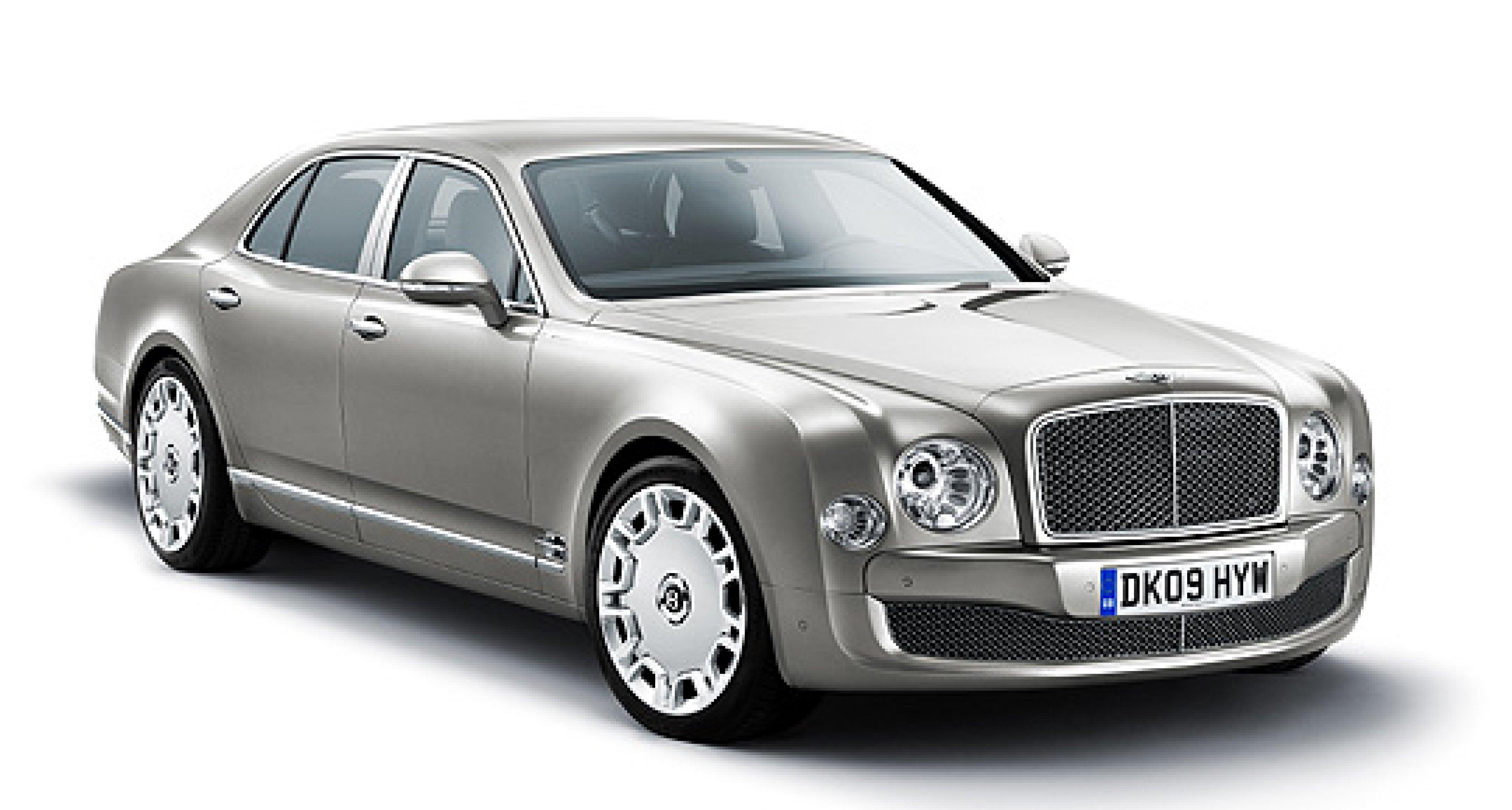 Bentley Mulsanne: Design Analysis