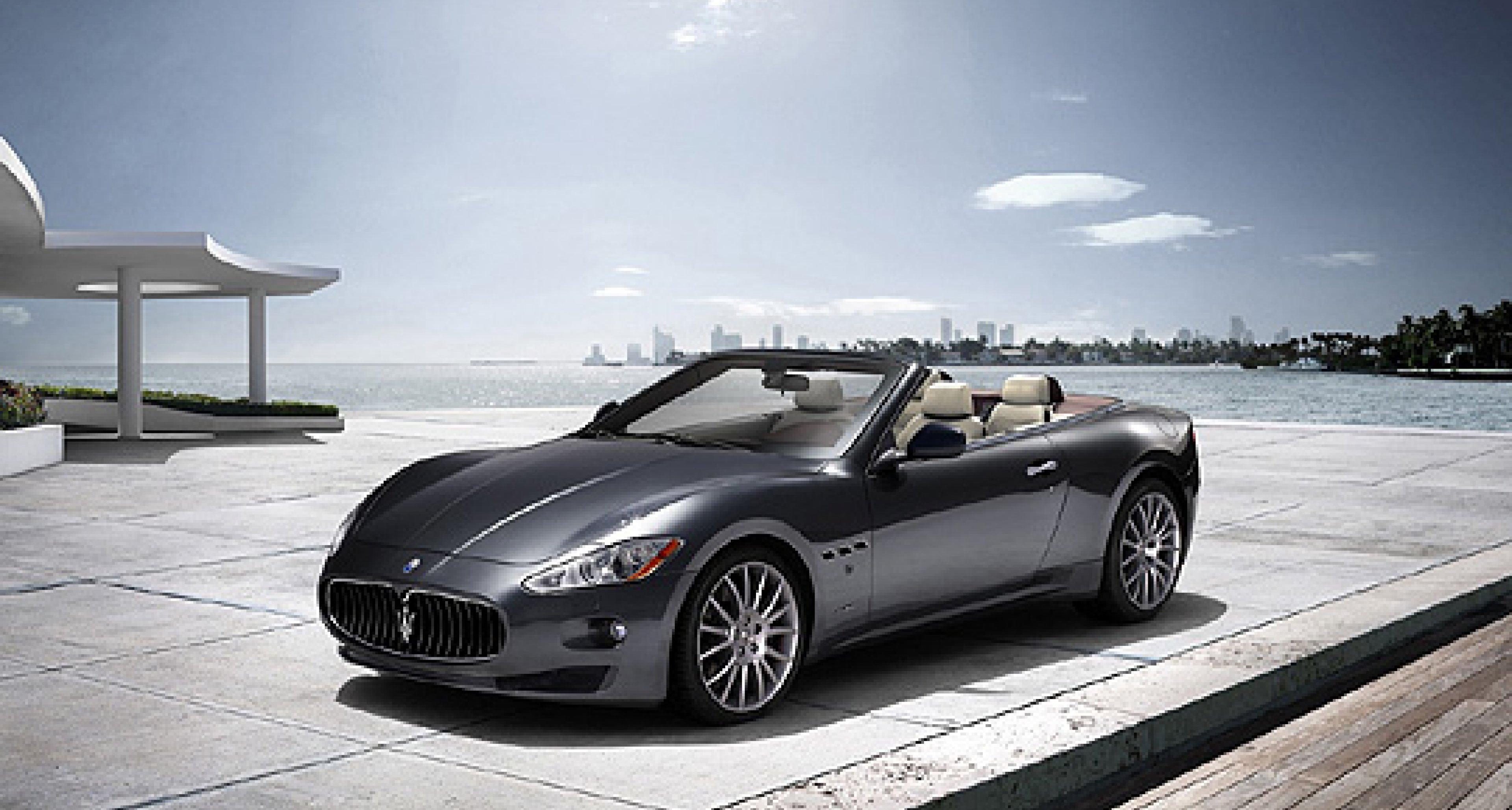 Maserati GranCabrio: Third Prong of the Trident