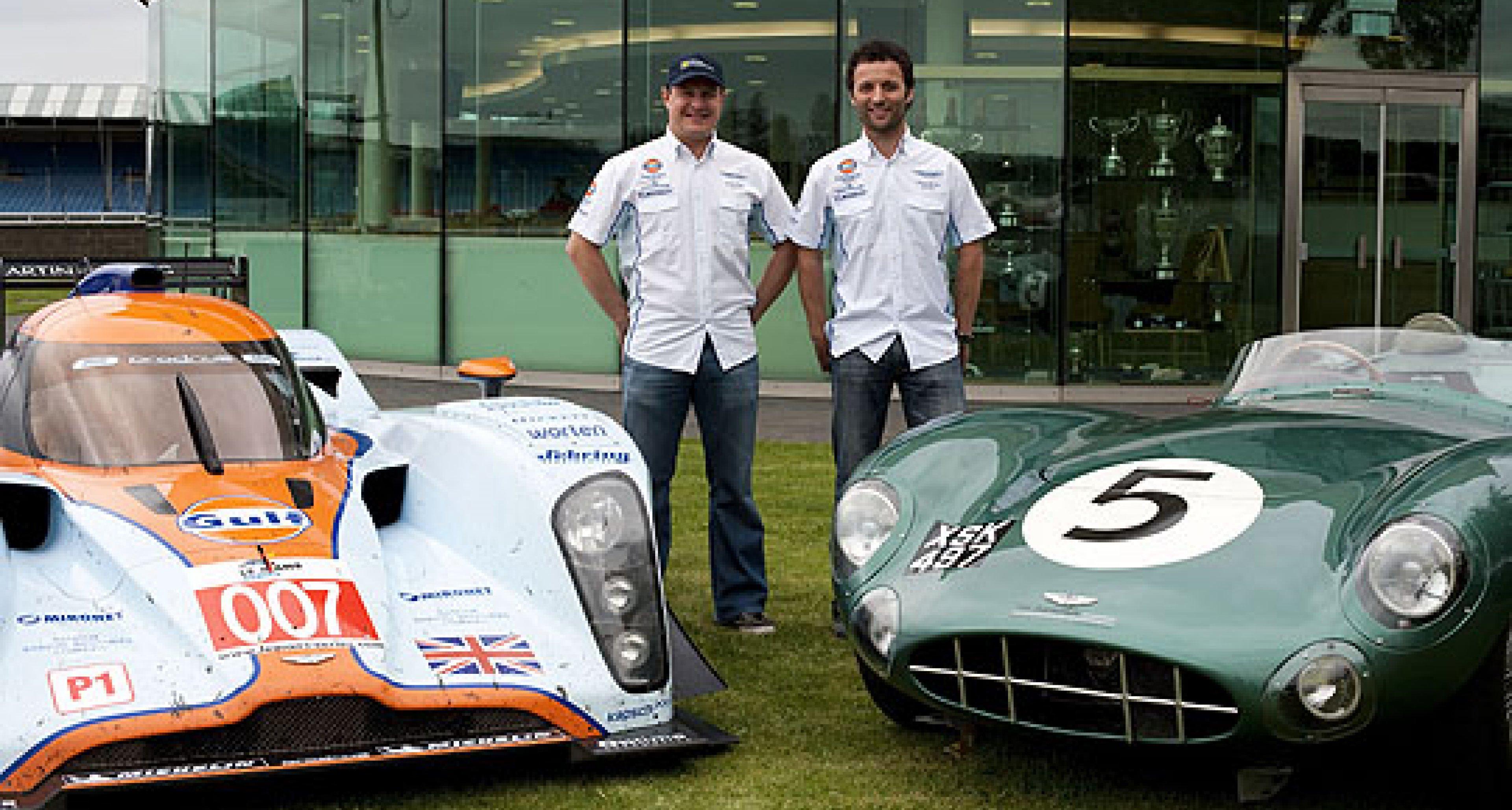 Aston Martin Racing 50 Years On A Championship Awaits Classic Driver Magazine
