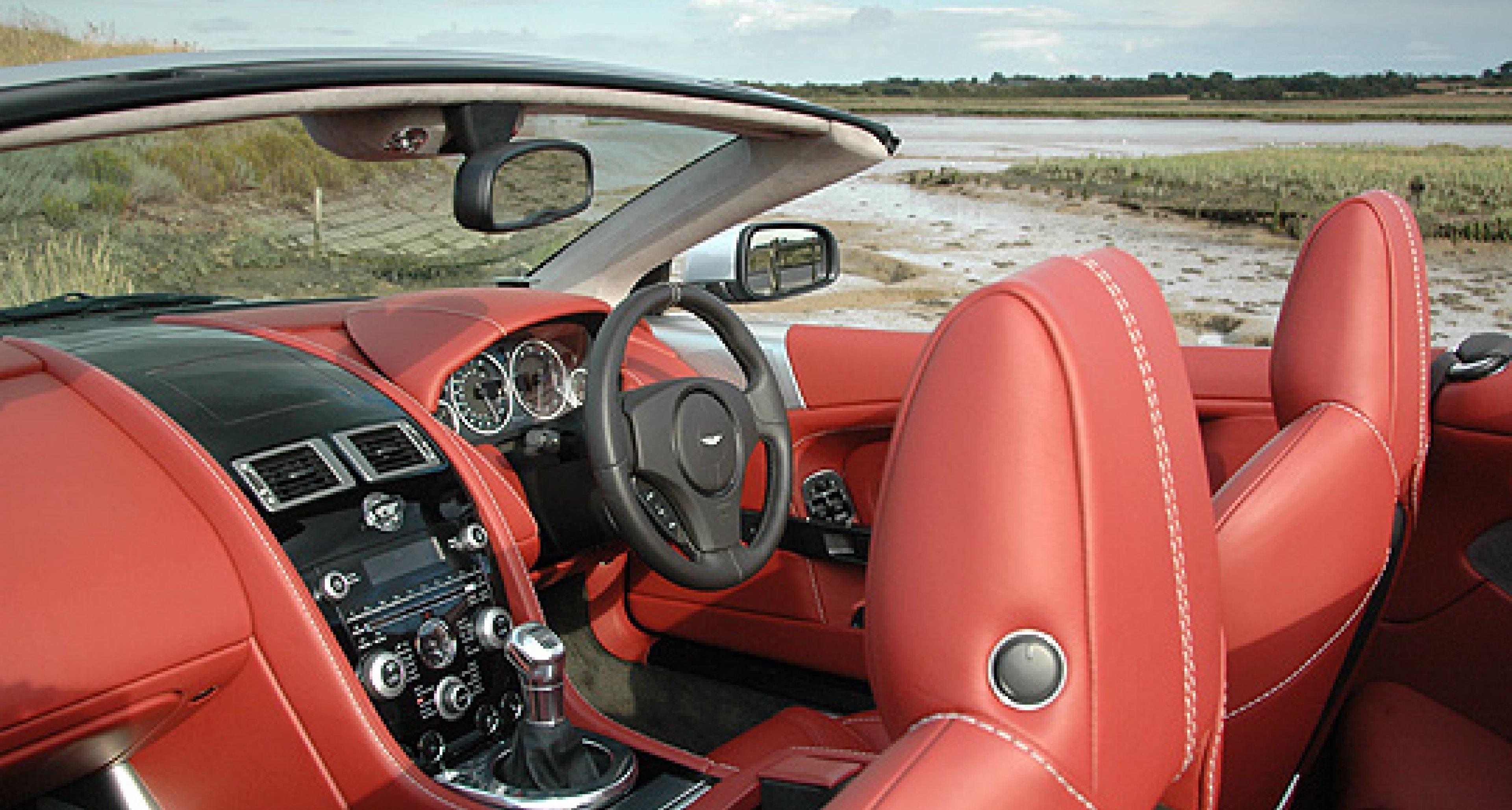 Driven: Aston Martin DBS Volante