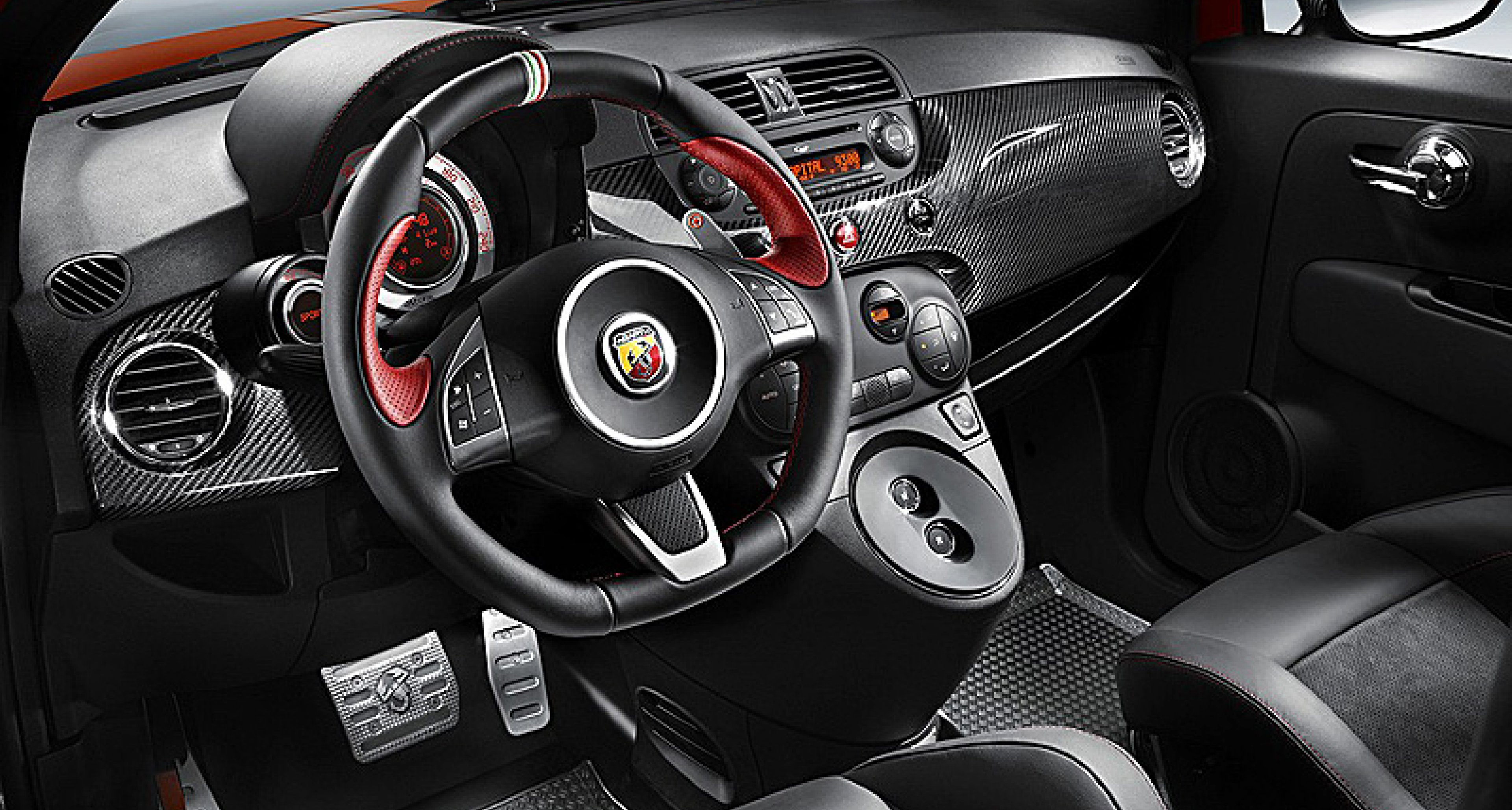 Abarth 695 'Tributo Ferrari'