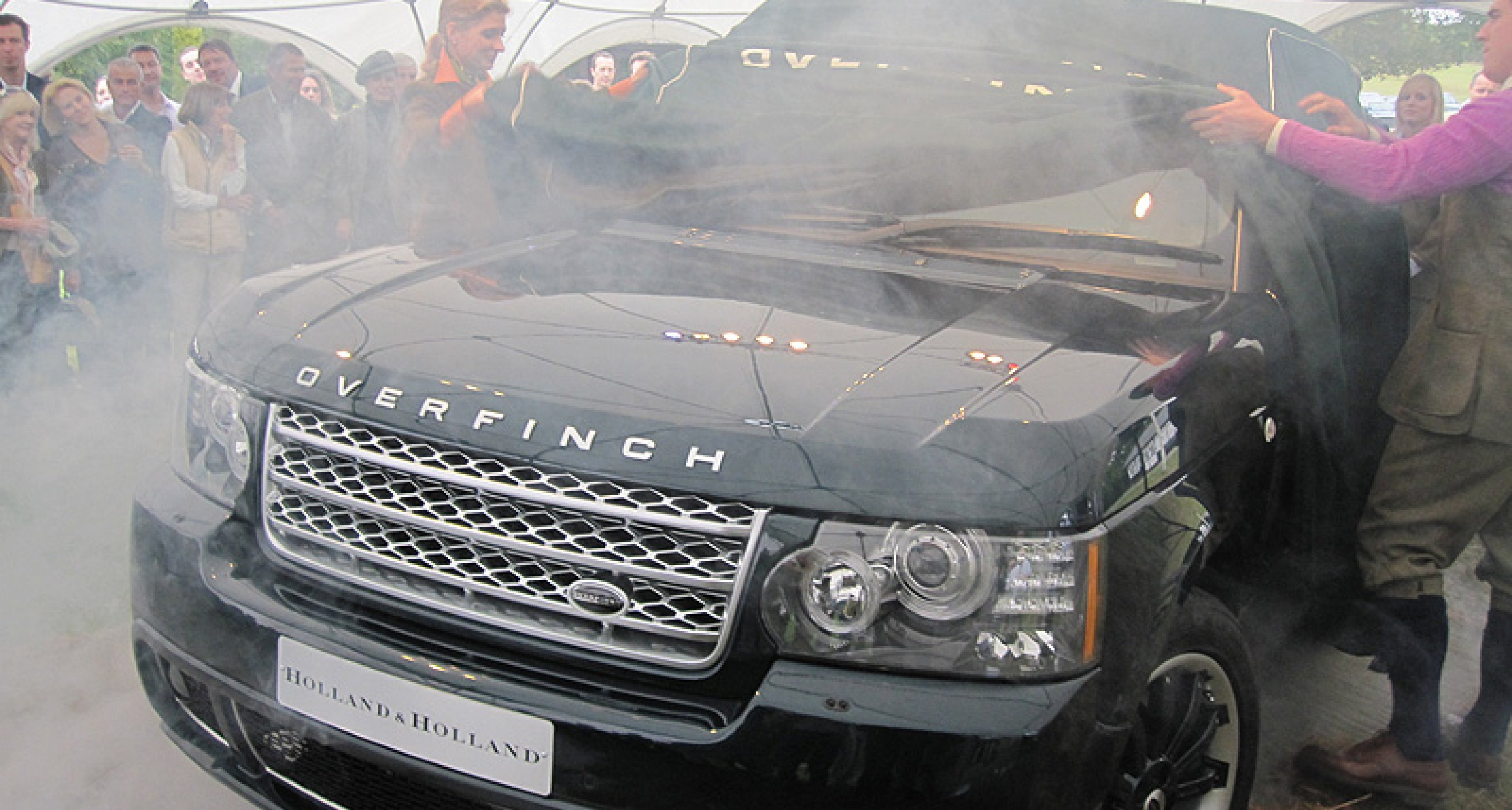 Holland & Holland Range Rover by Overfinch