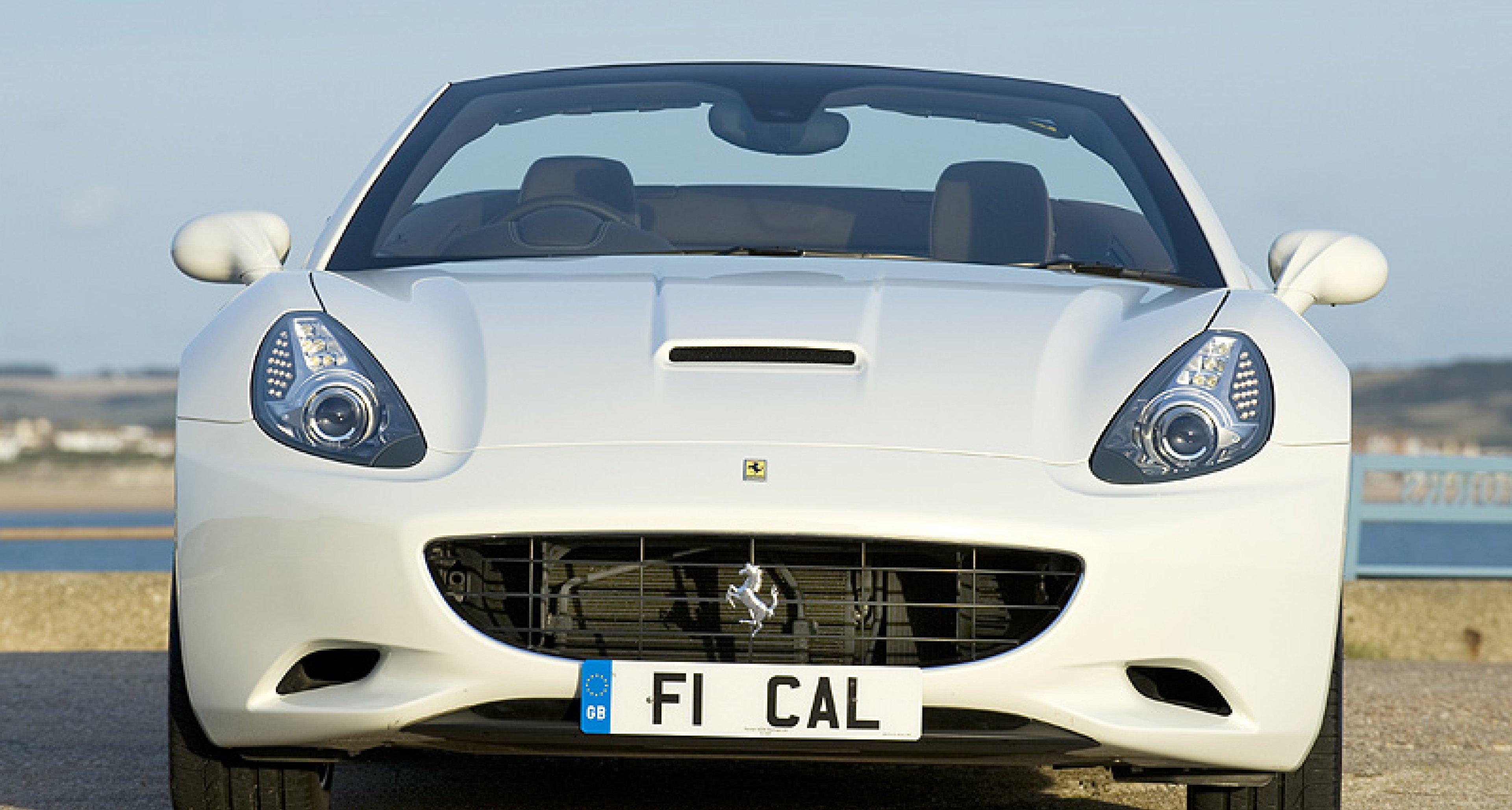 Driven: Ferrari California