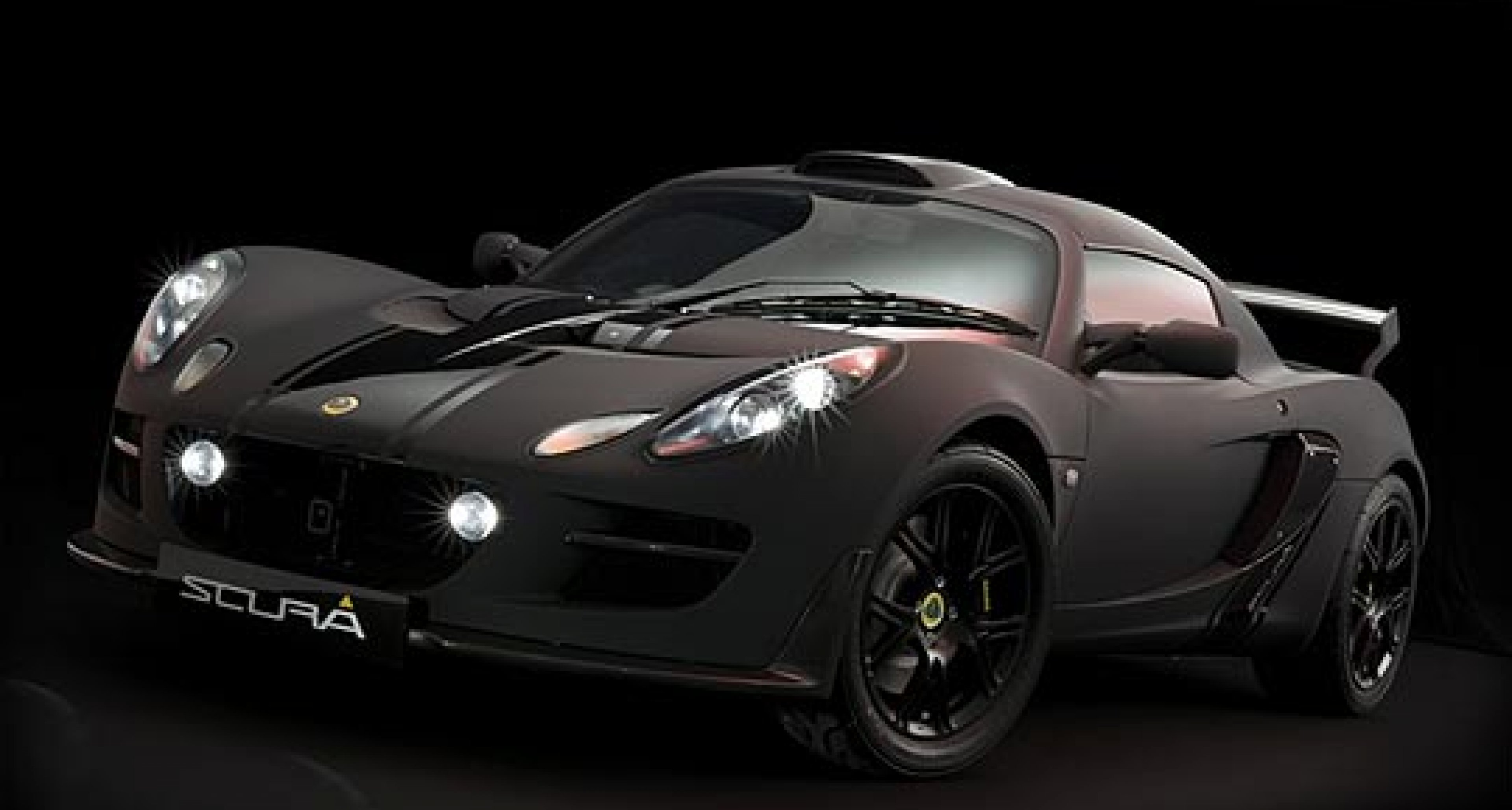 Exige Scura: the Dark Side of Lotus