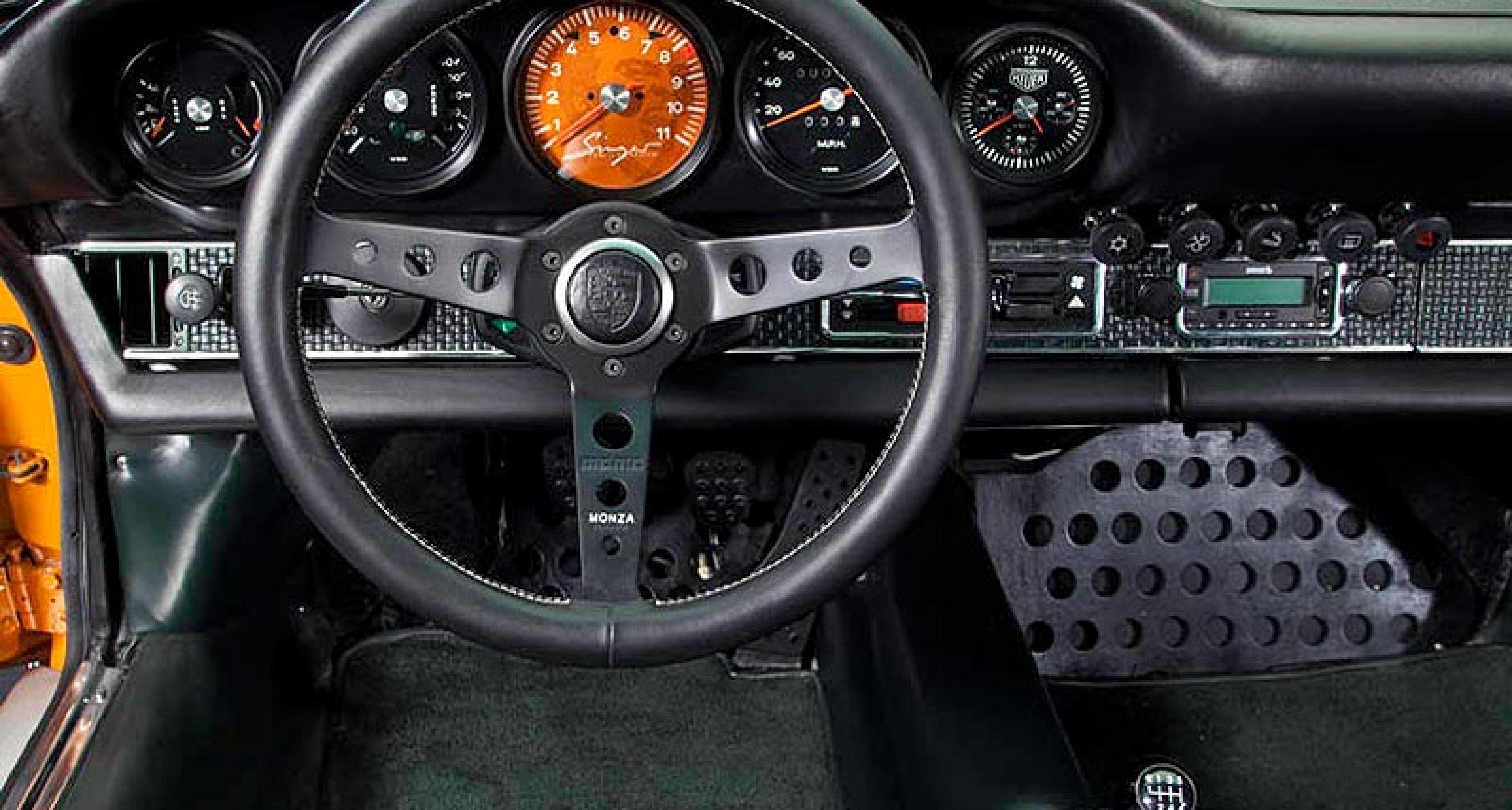Singer Porsche 911 Classic Driver Magazine