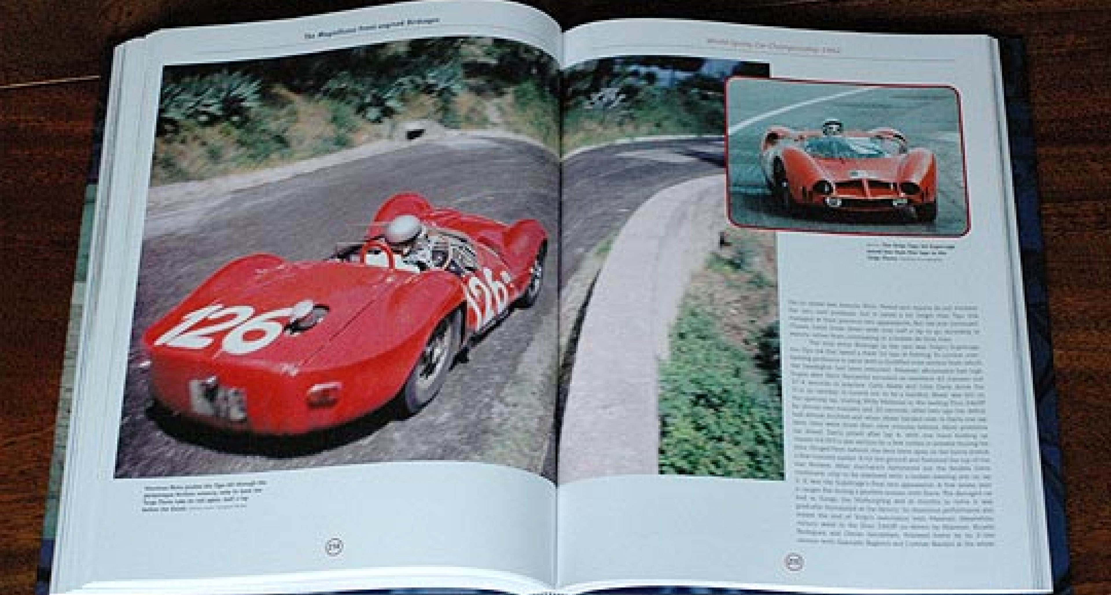 Book Review: Maserati Tipo 60 and 61; The Magnificent Front-engined Birdcages
