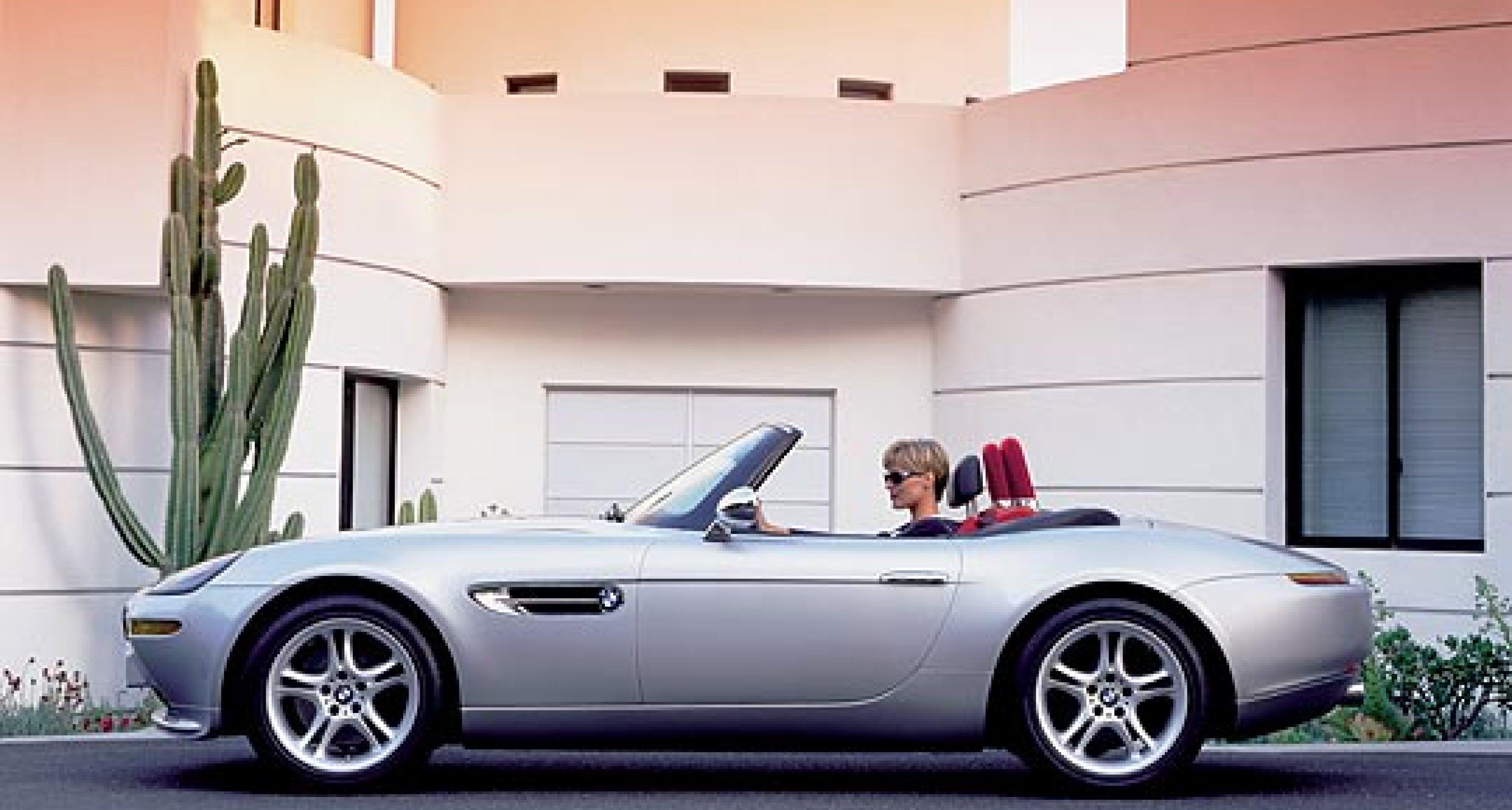 Modern Classics: BMW Z8
