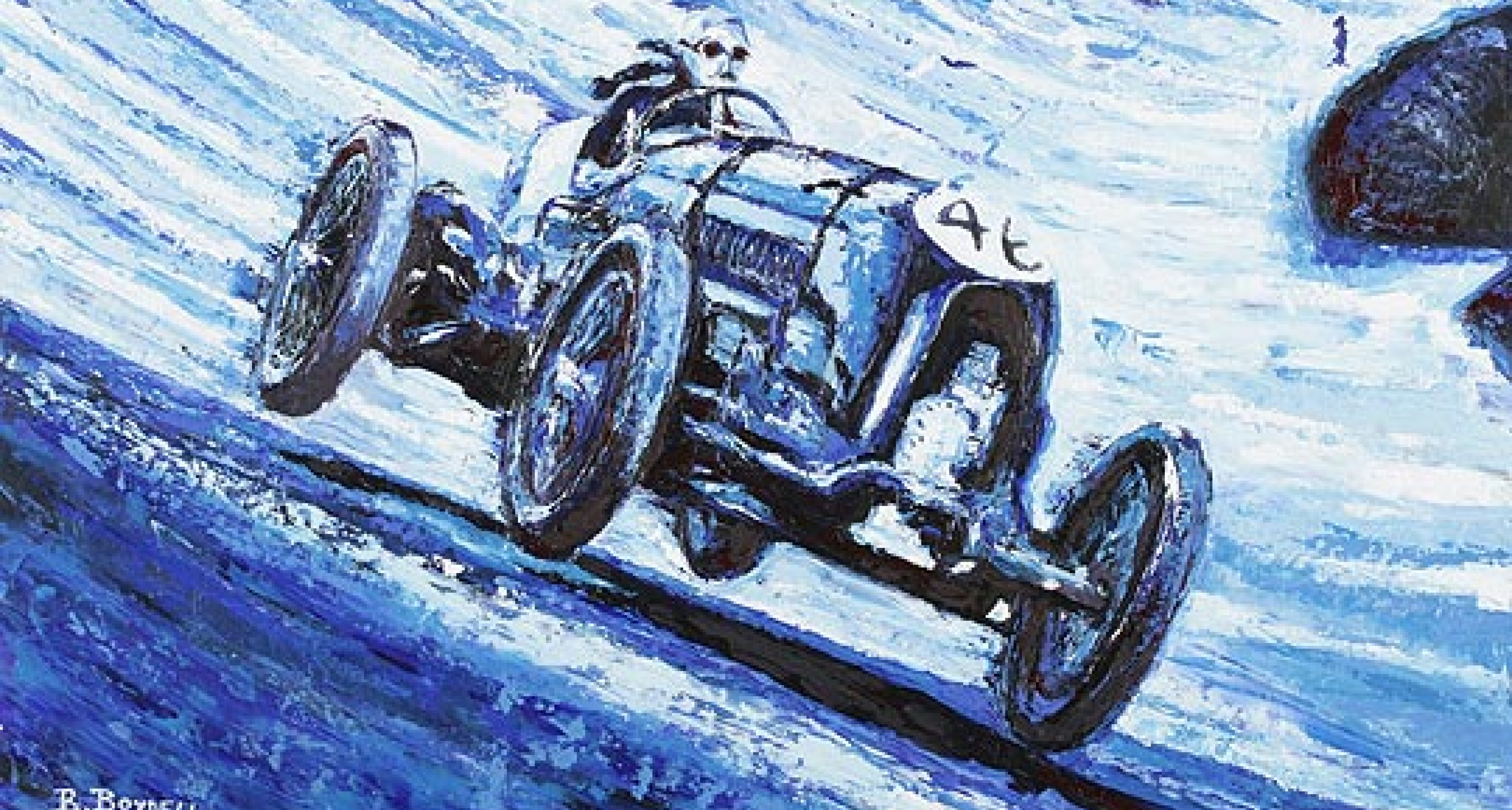 Bentley Sells Art to Help Cancer Centre