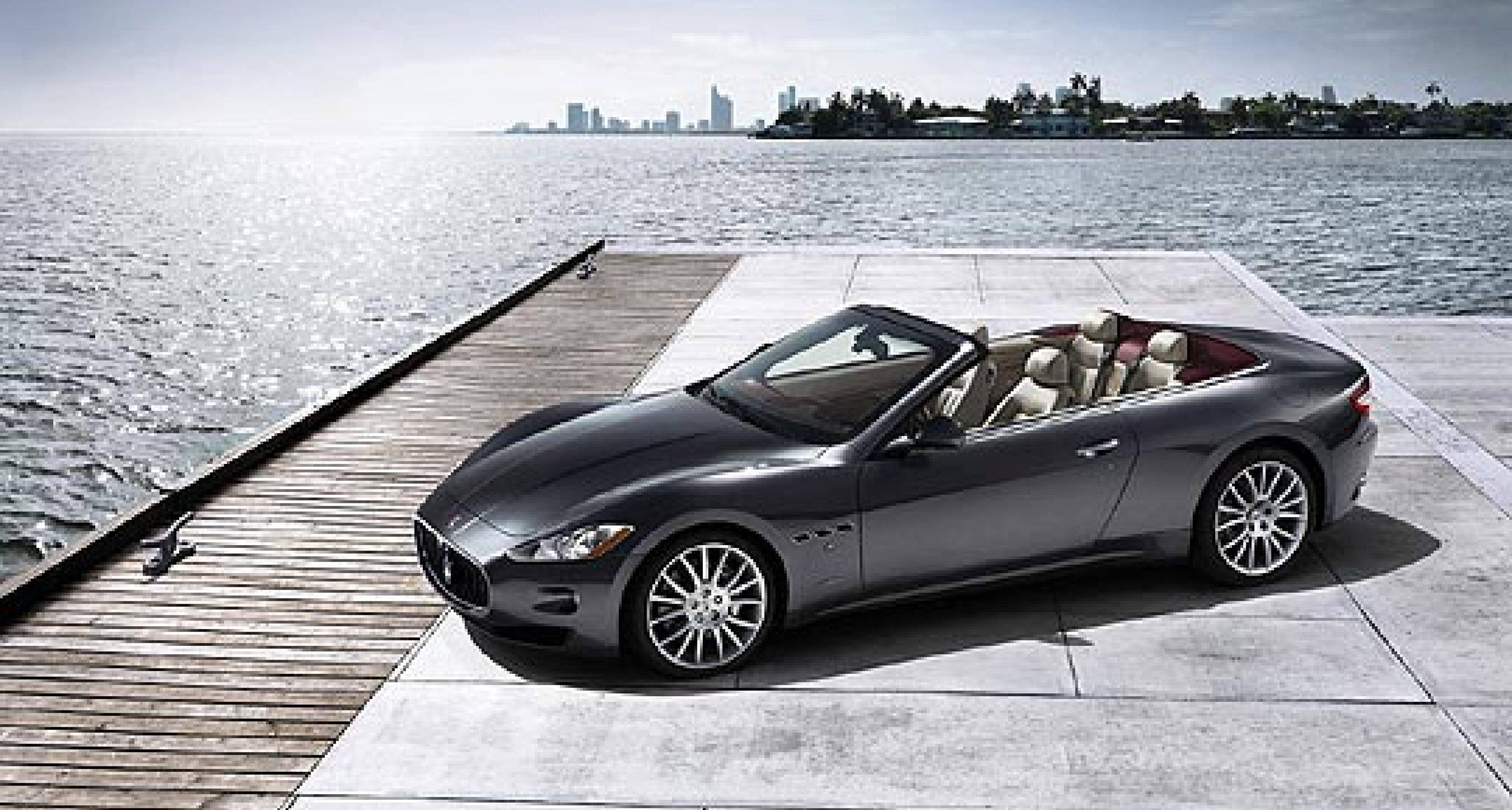Maserati GranCabrio: UK Prices Announced