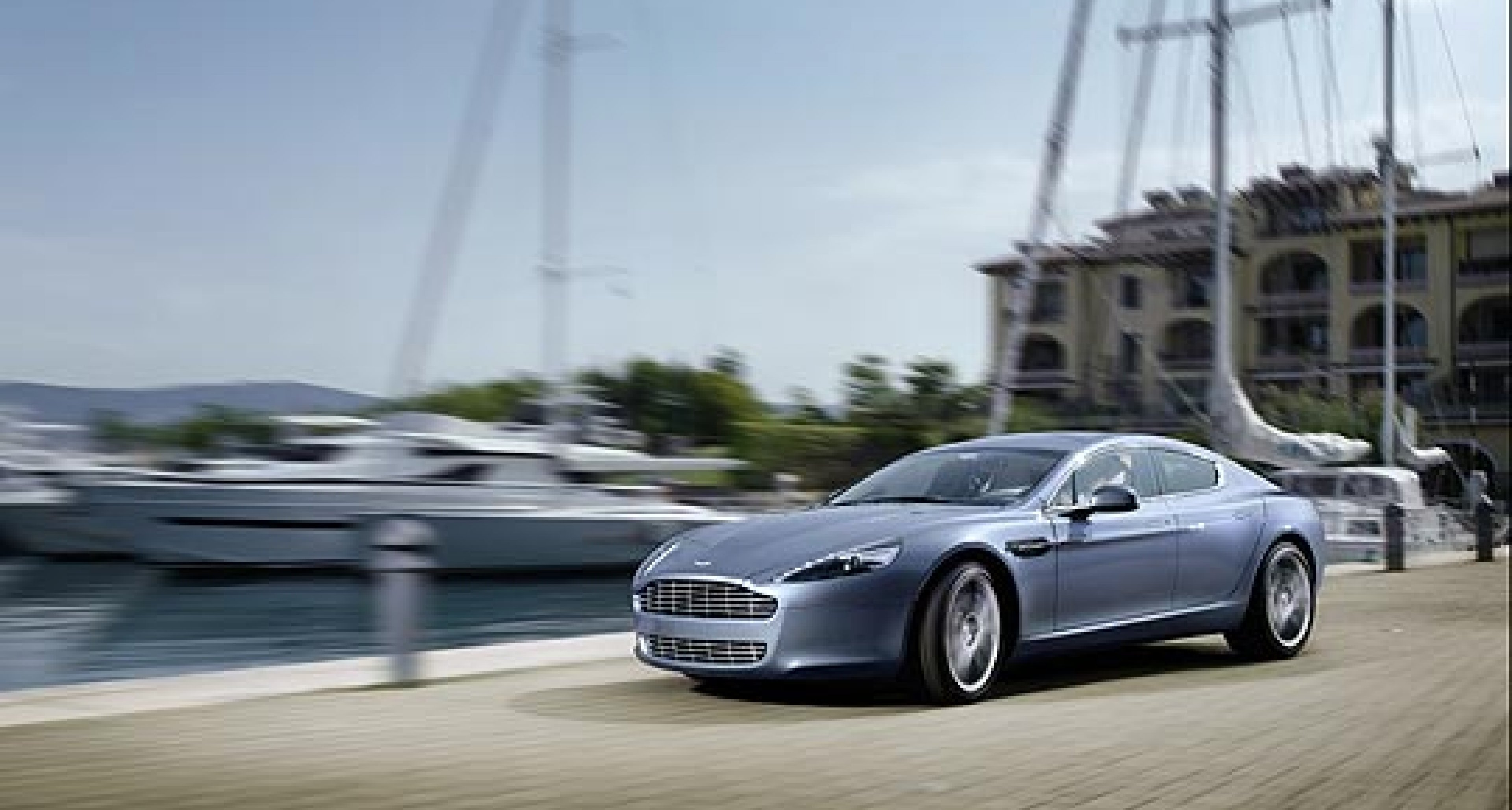 Aston Martin Rapide: Pricing Revealed