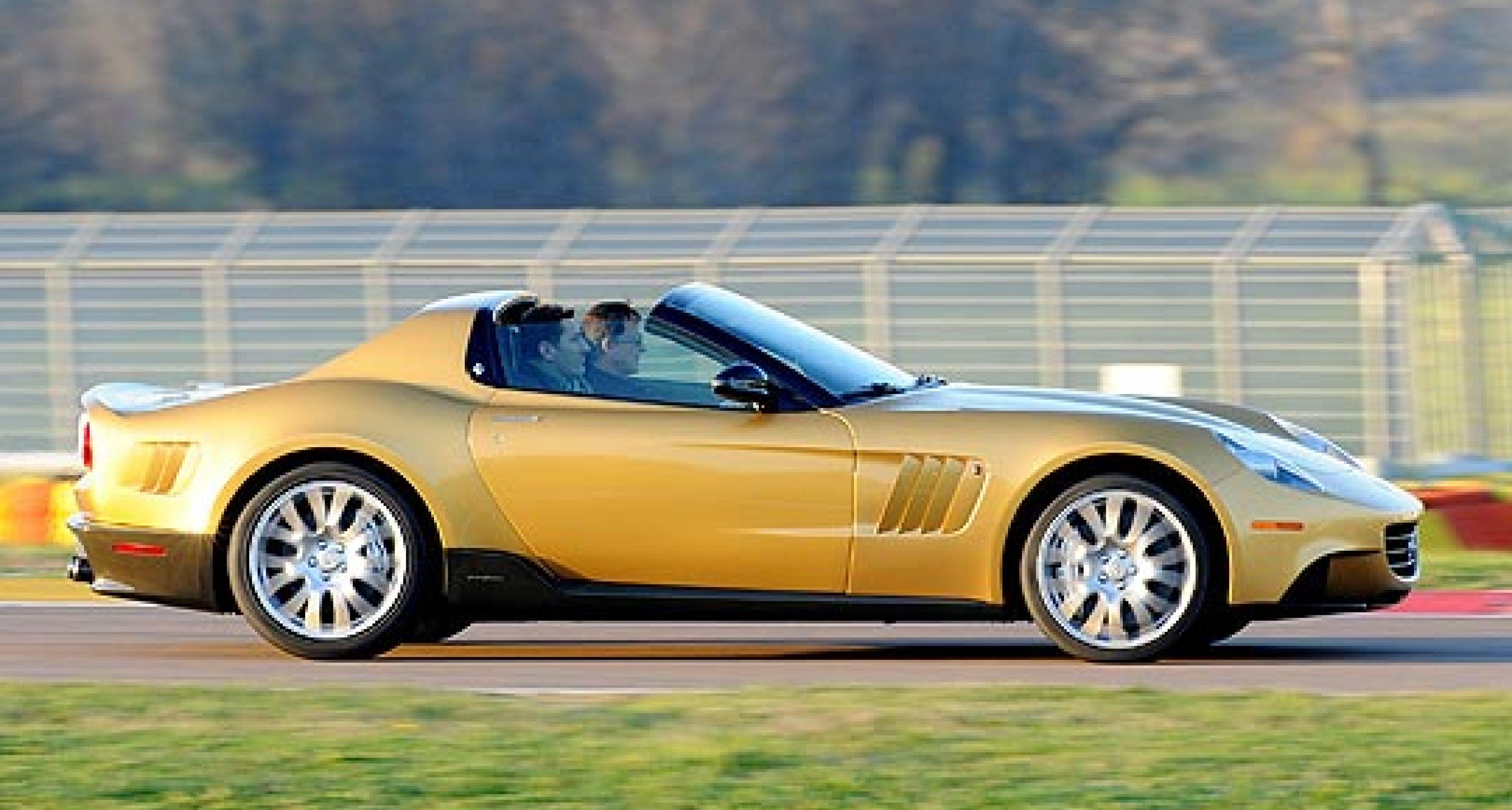 Ferrari P540 Superfast Aperta: Targa auf Kundenwunsch