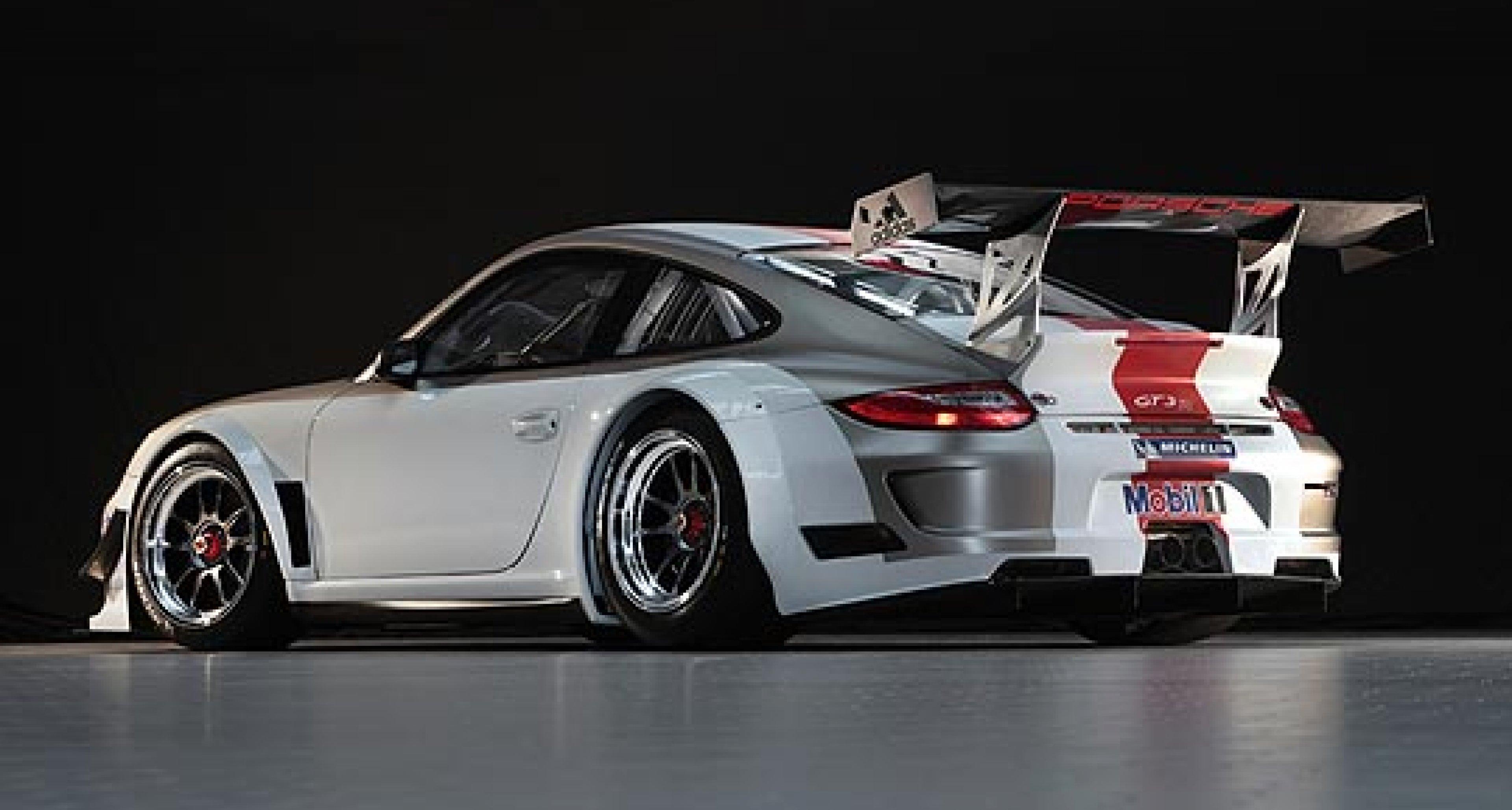 Porsche 911 GT3 R to Make World Debut in UK
