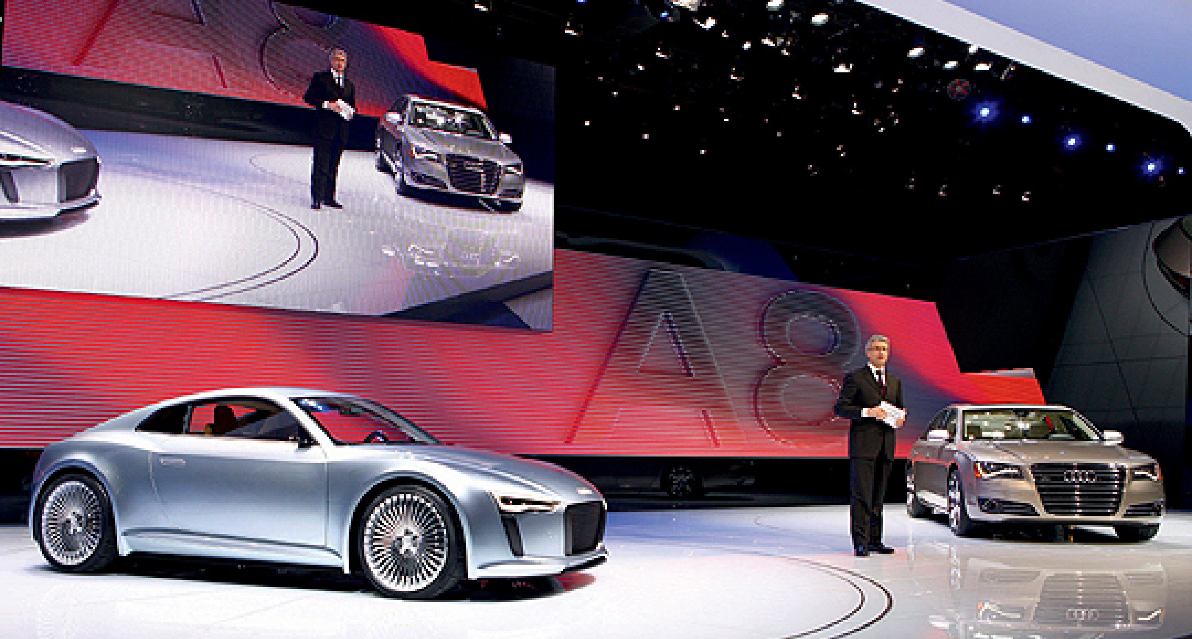 Audi e-tron: Design Analysis