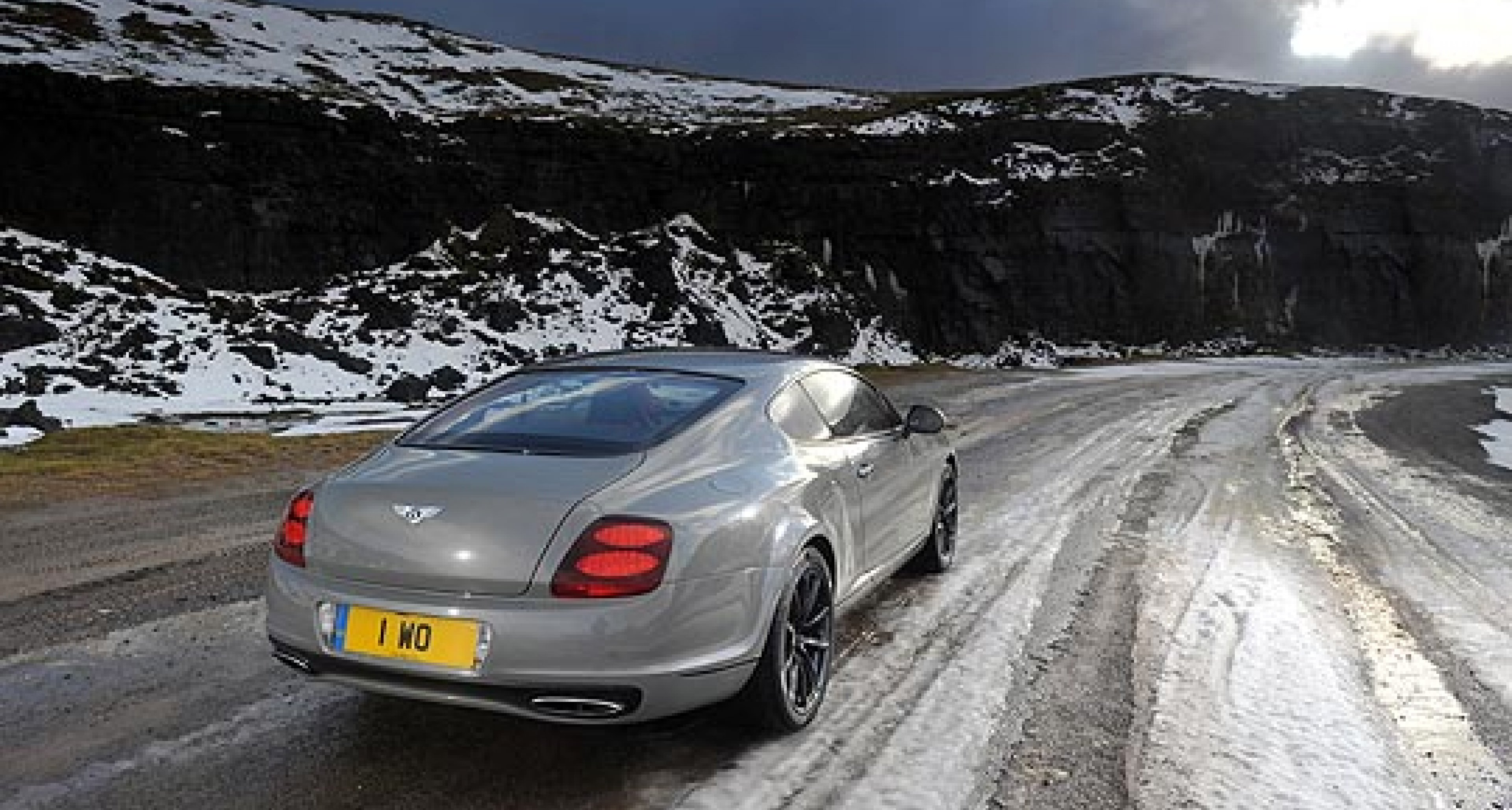 Driven: Bentley Continental Supersports