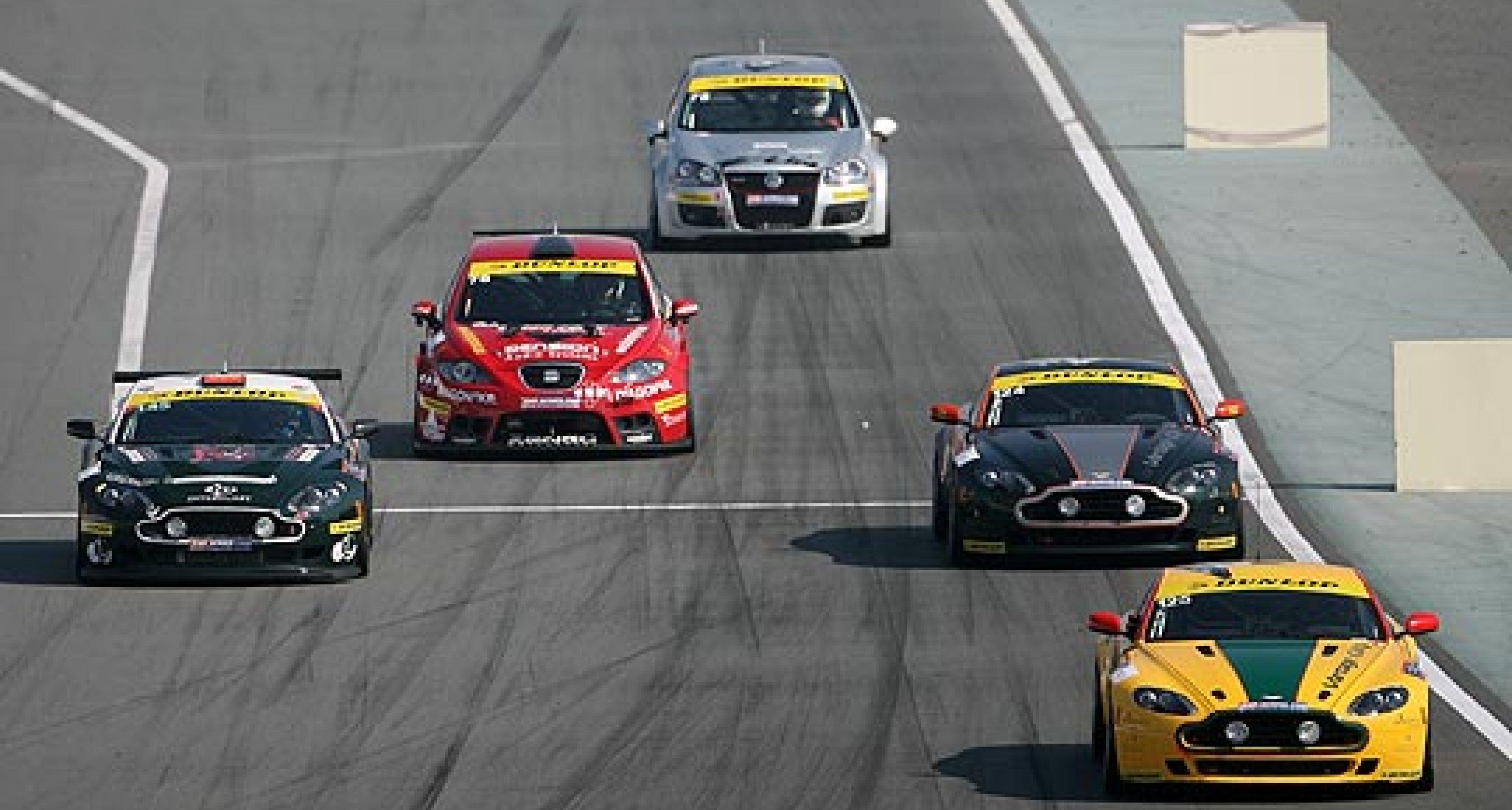 Nicholas Mee Racing Scoops Podium at Dubai 24 Hours