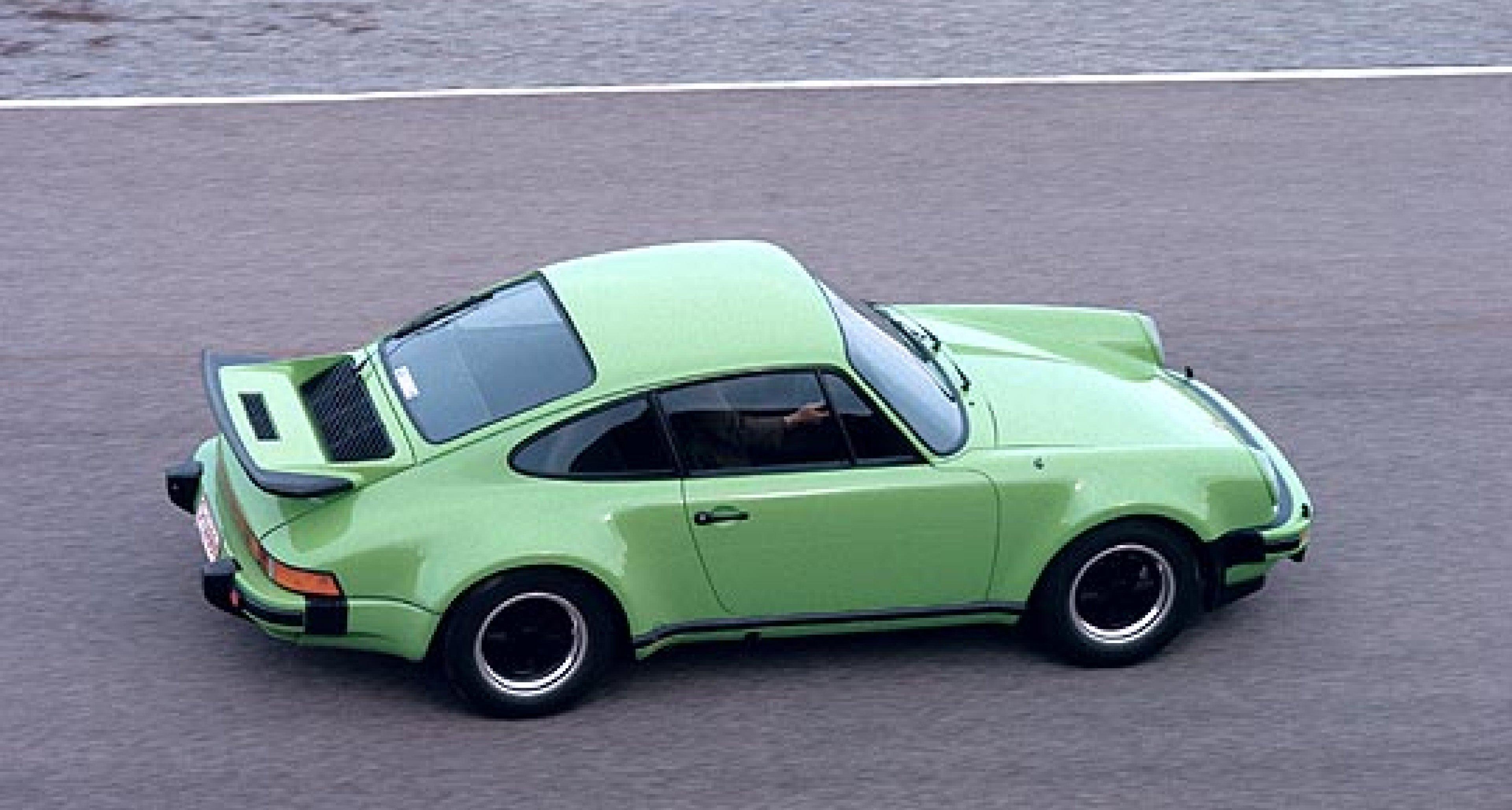 Modern Classics: Porsche 911 turbo